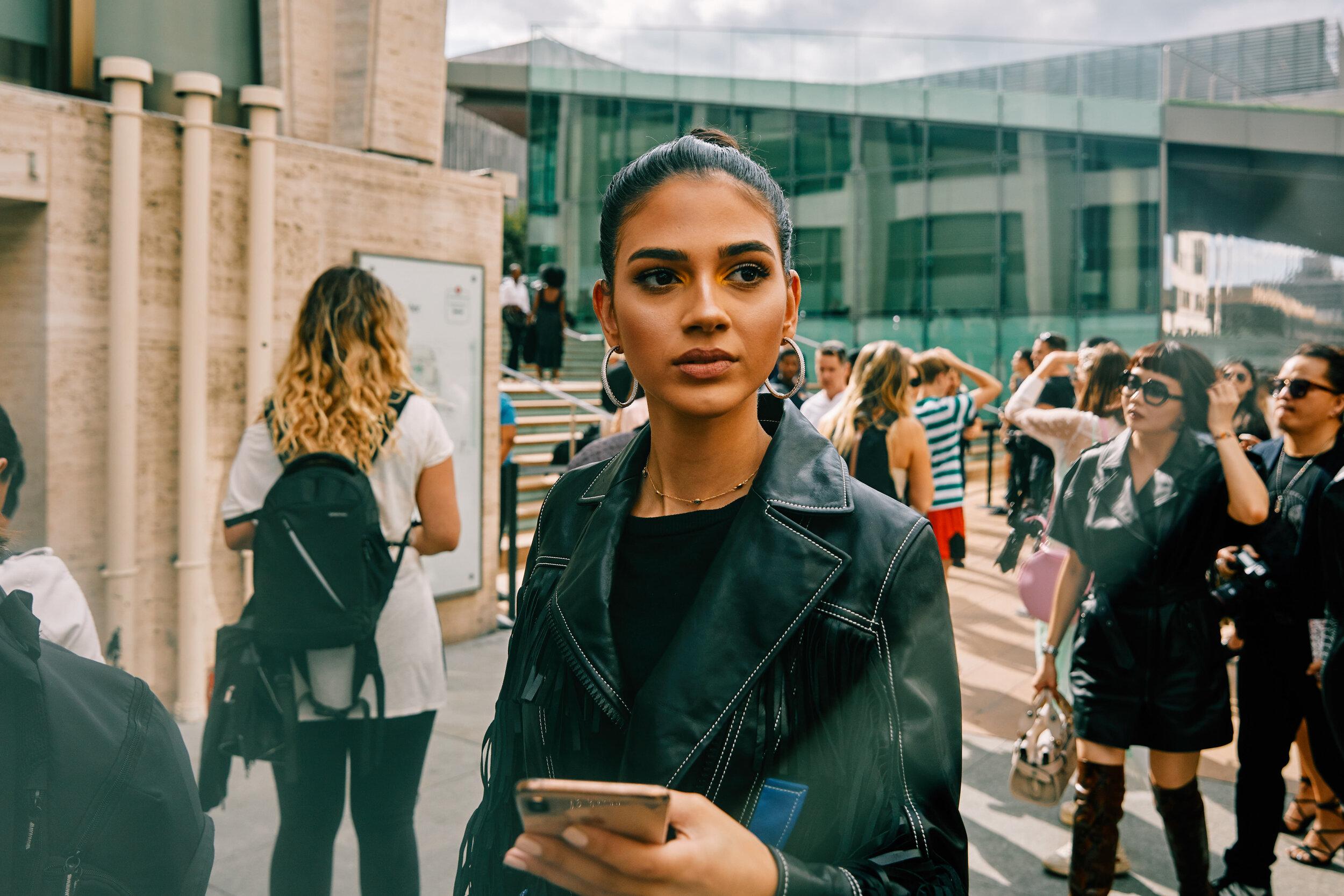 • Longchamp @ NYFW SEPT 2019 • Photographed x Denis Gutiérrez-Ogrinc •