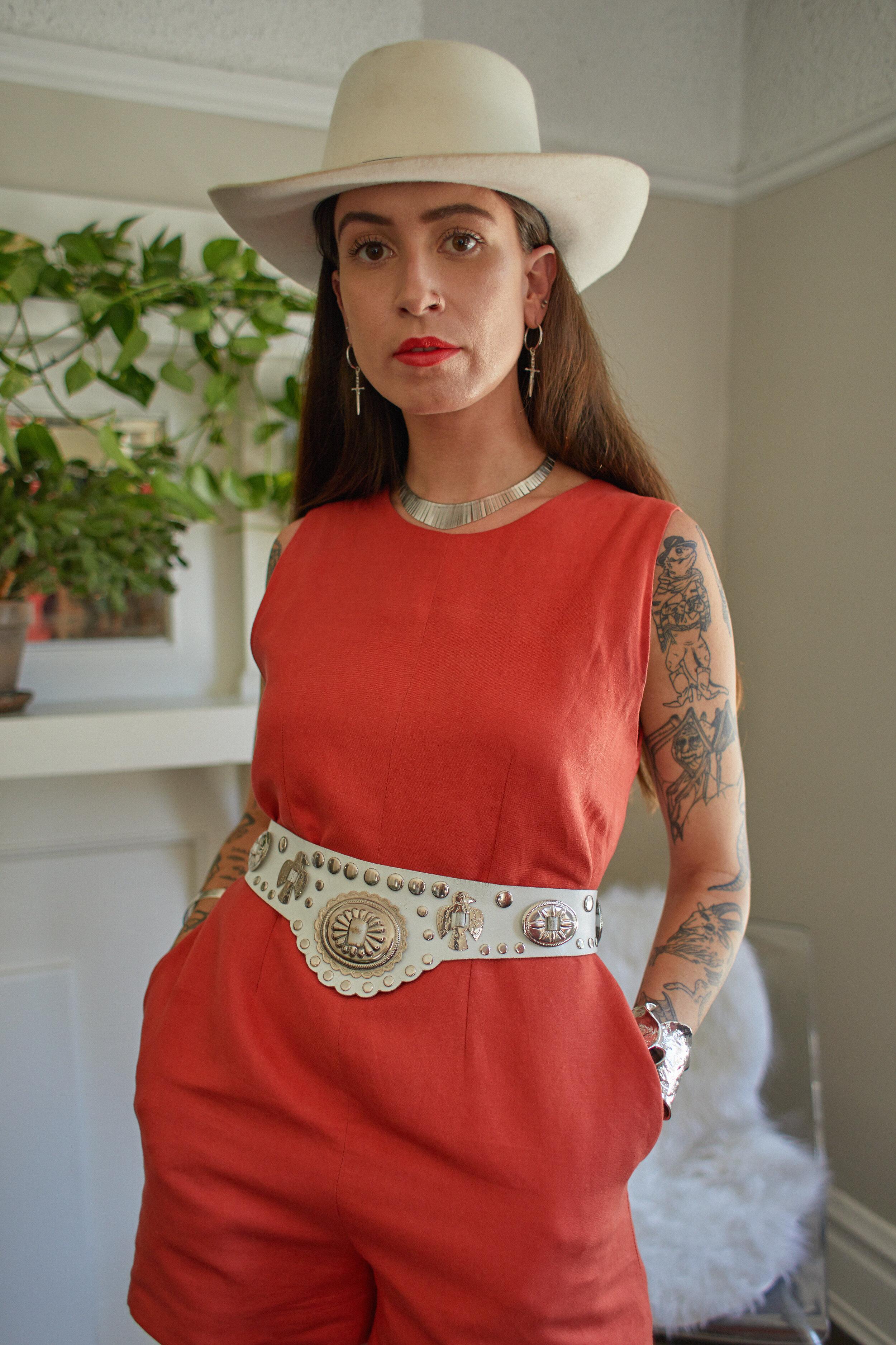 Rayanne for Sew Nicole • Photographer - Denis Gutiérrez-Ogrinc • Stylist - Taylor Stan • Make Up - Natalie Edwards •