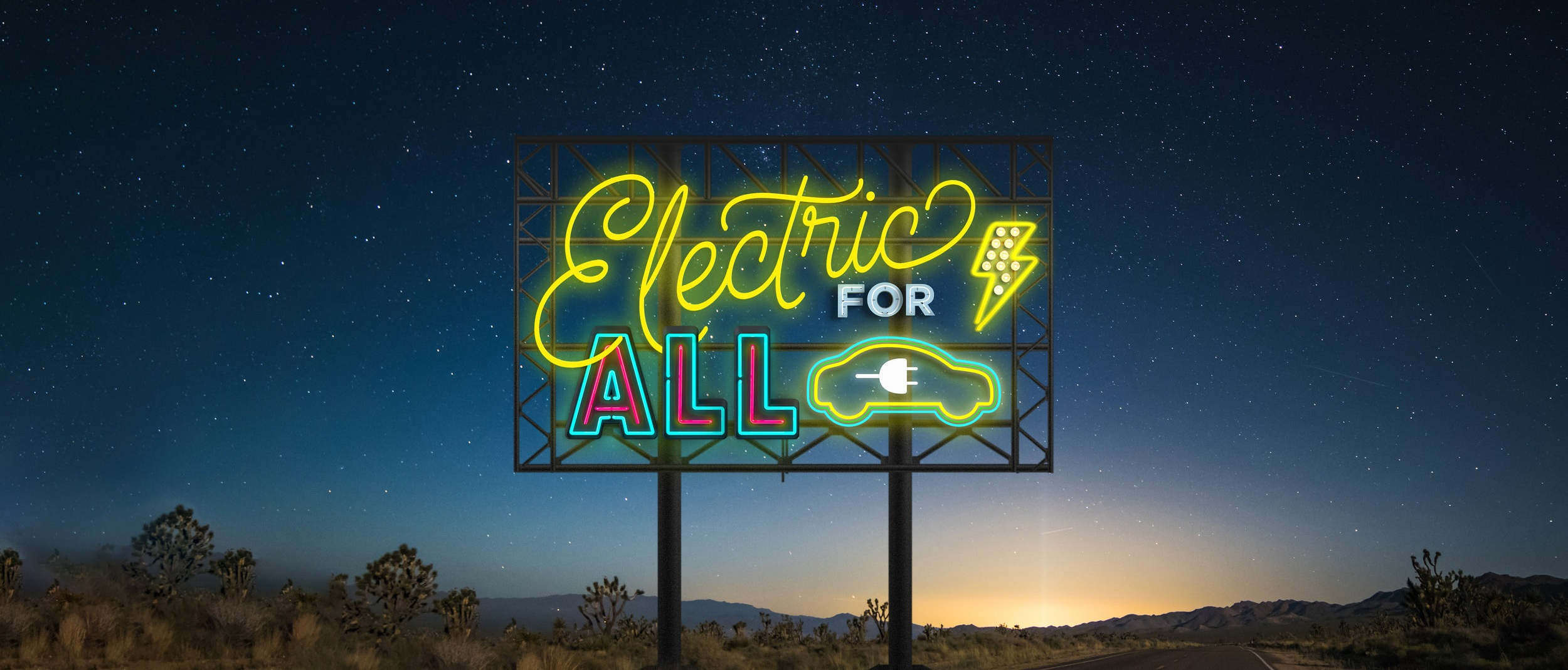 NEW WORK: The California Electric Car Coalition