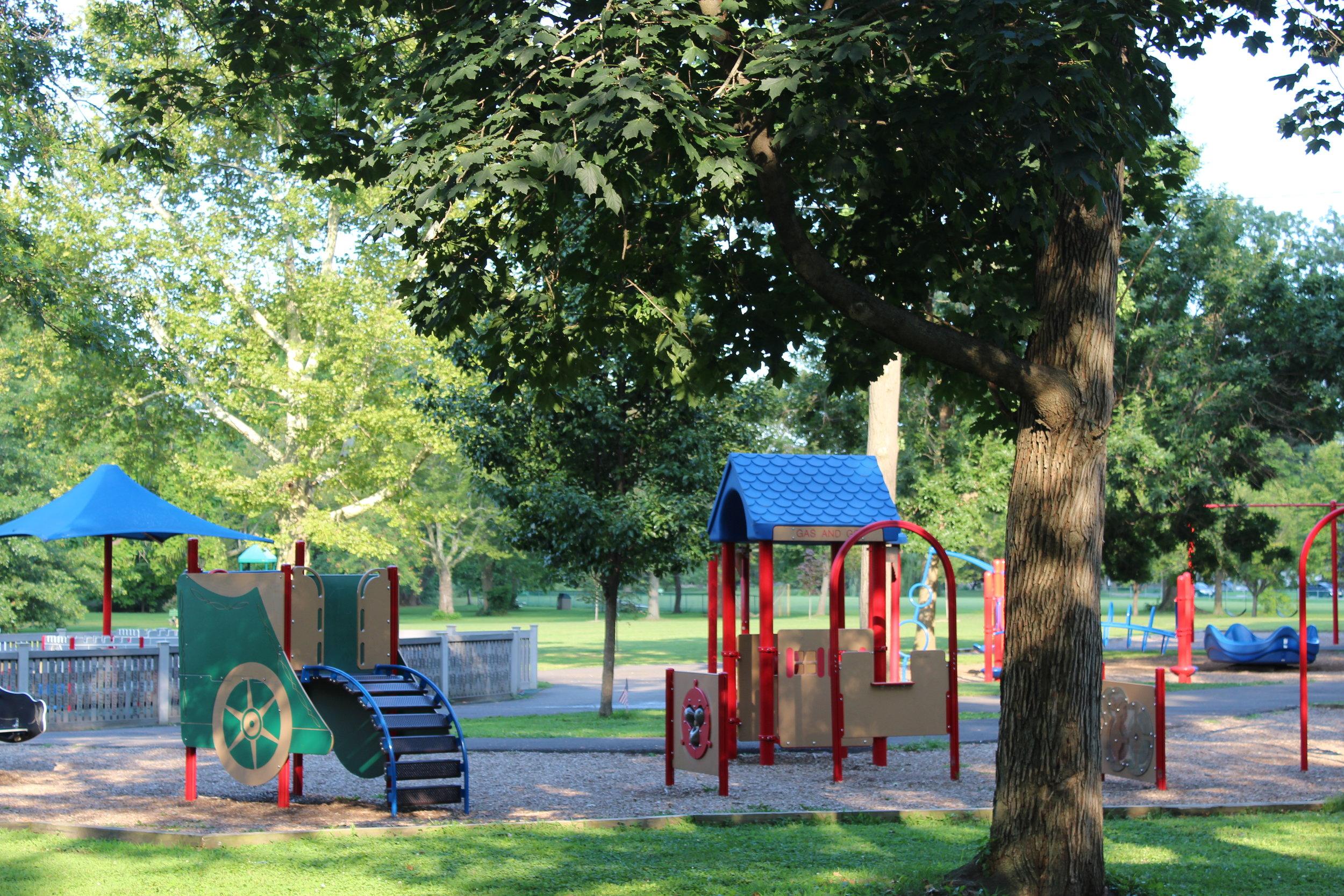 Knight Park Today -