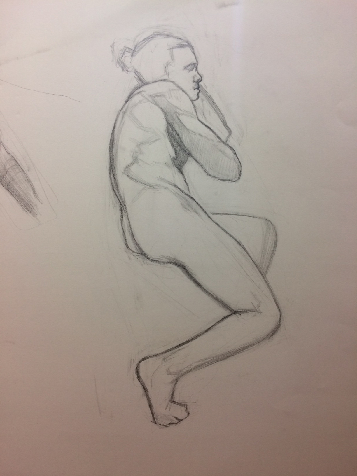 FIGURE DRAWING (CLOTHED) - 5 days: 9 am - 12 pmInstructor: Danny GrantBy learning a proven method for drawing the figure with elegance and accuracy, teens in this class will be well ahead of the game.