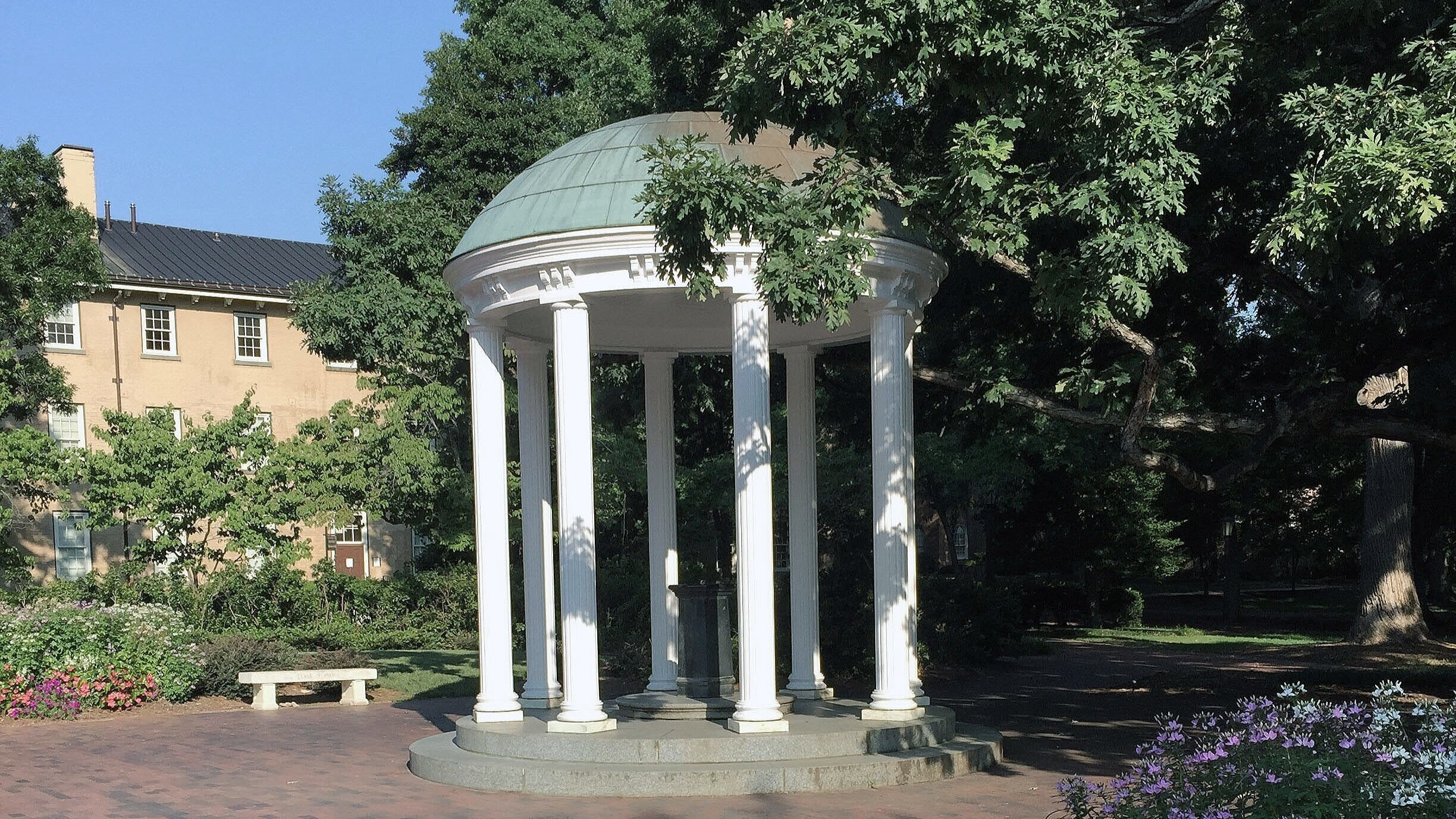 Old Well,  UNC-Chapel Hill