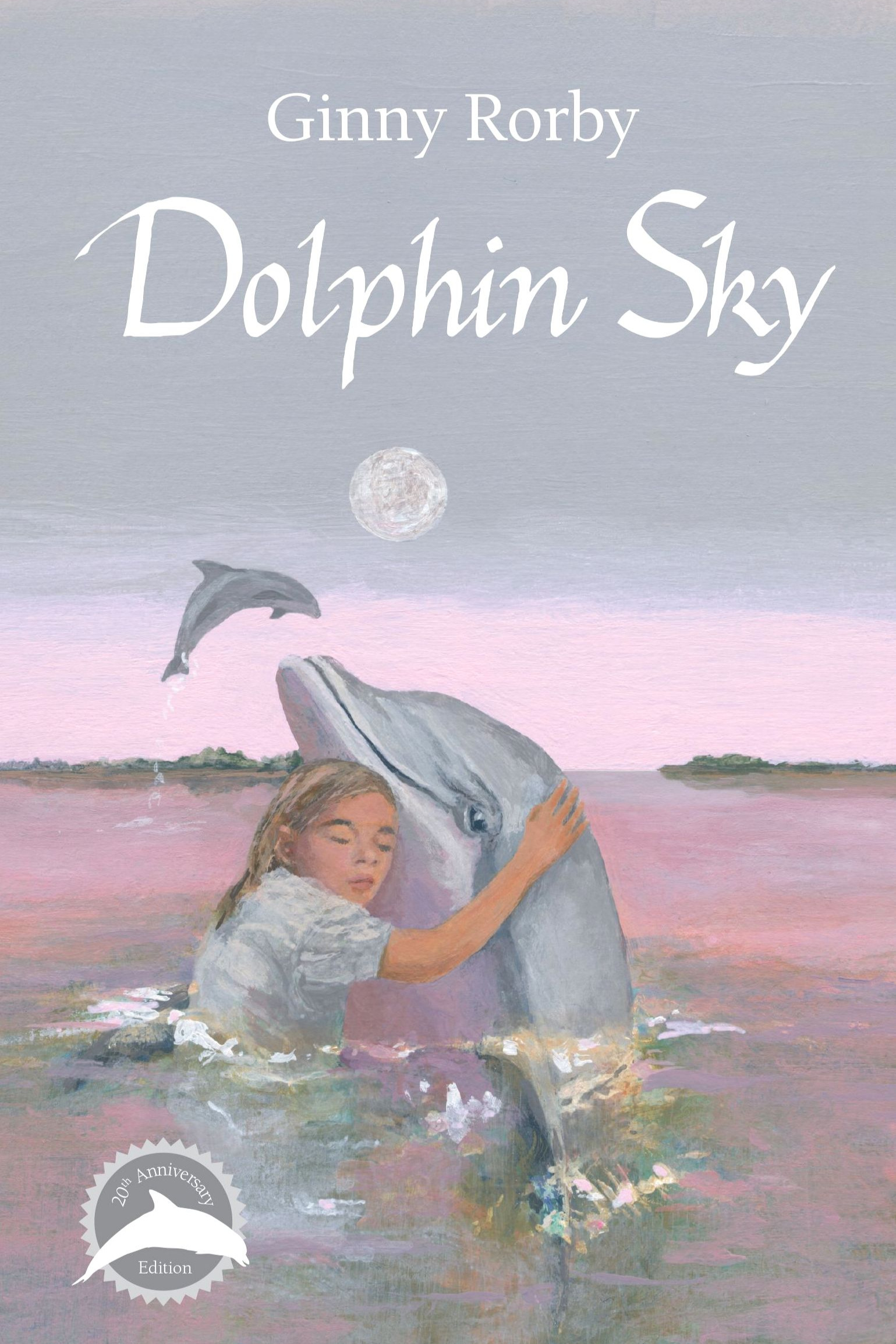 Dolphin Sky   When the captive dolphins she has befriended are threatened, Buddy Martin risks her father's condemnation and the law to save their lives in this powerful story about a dyslexic child…