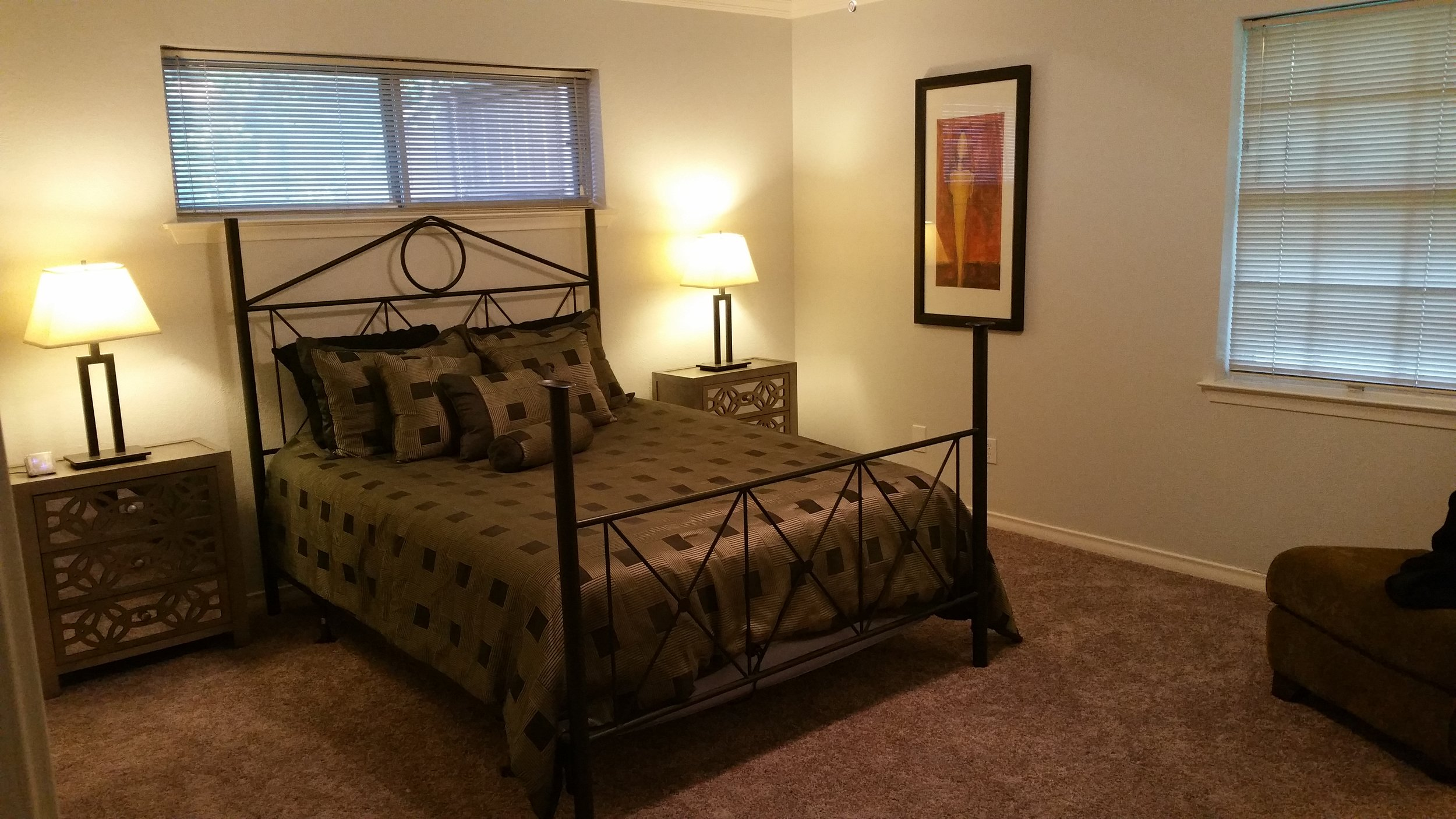 Regular Consumer Photo that does not show the entire room