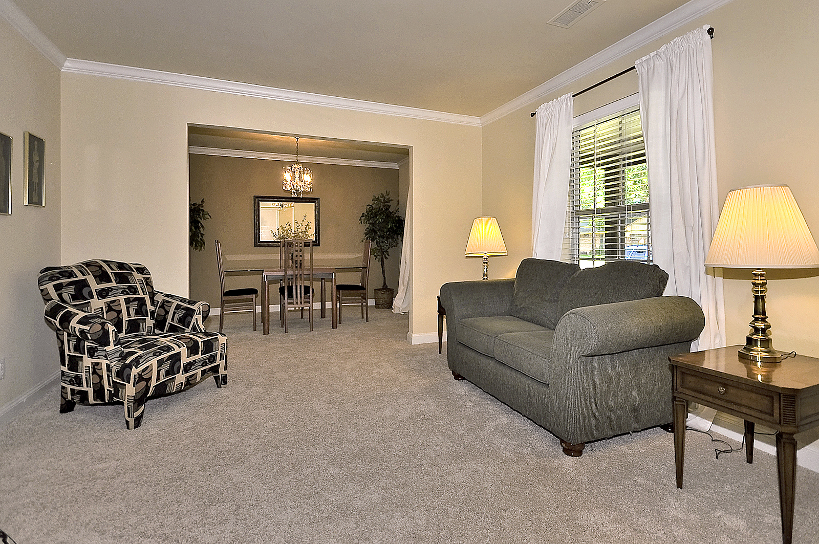 3208 Chapel Downs Dallas LIving Room From Foyer.jpg