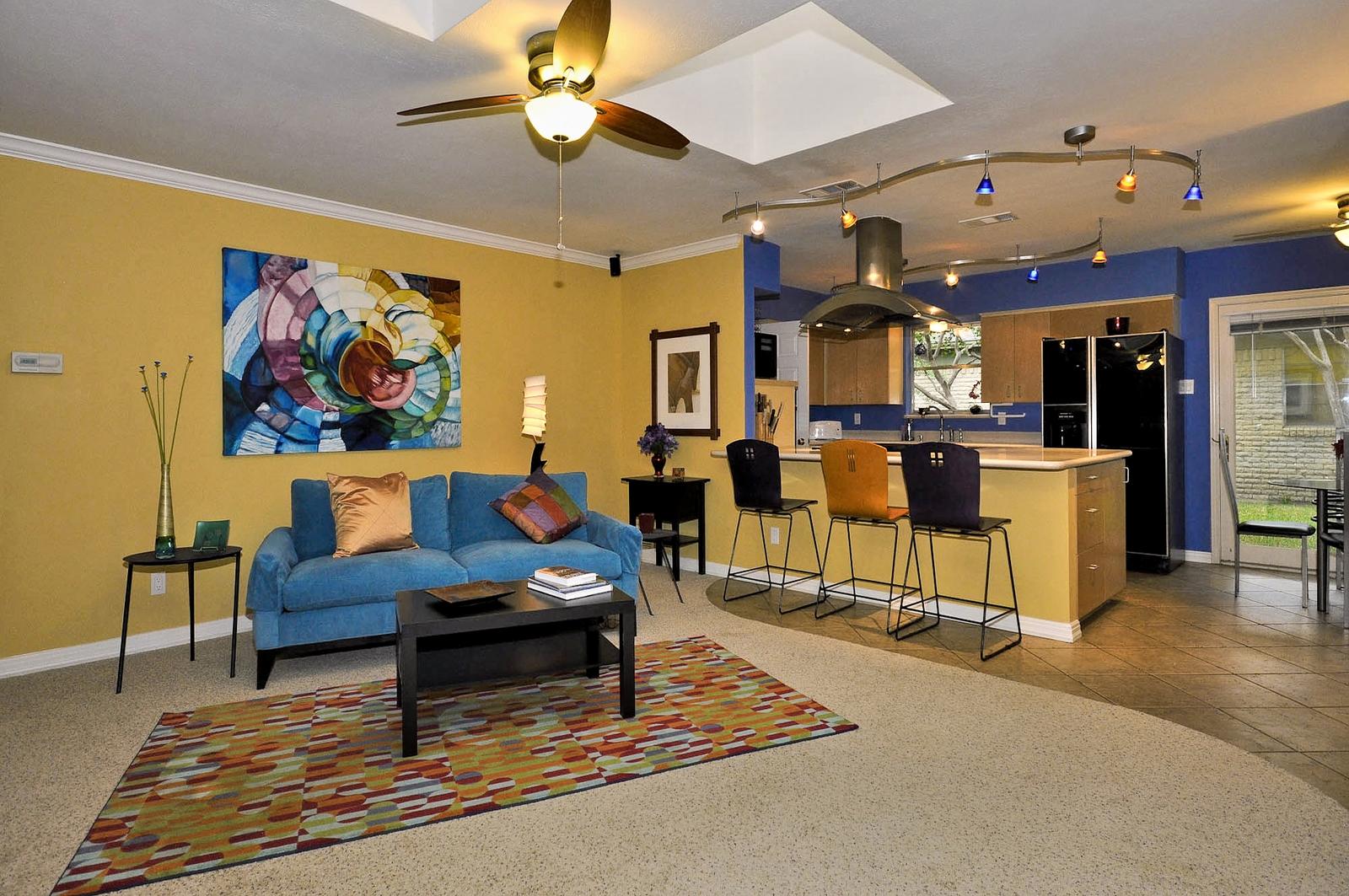 Living Room from back patio door 3163 Citation Dallas.jpg