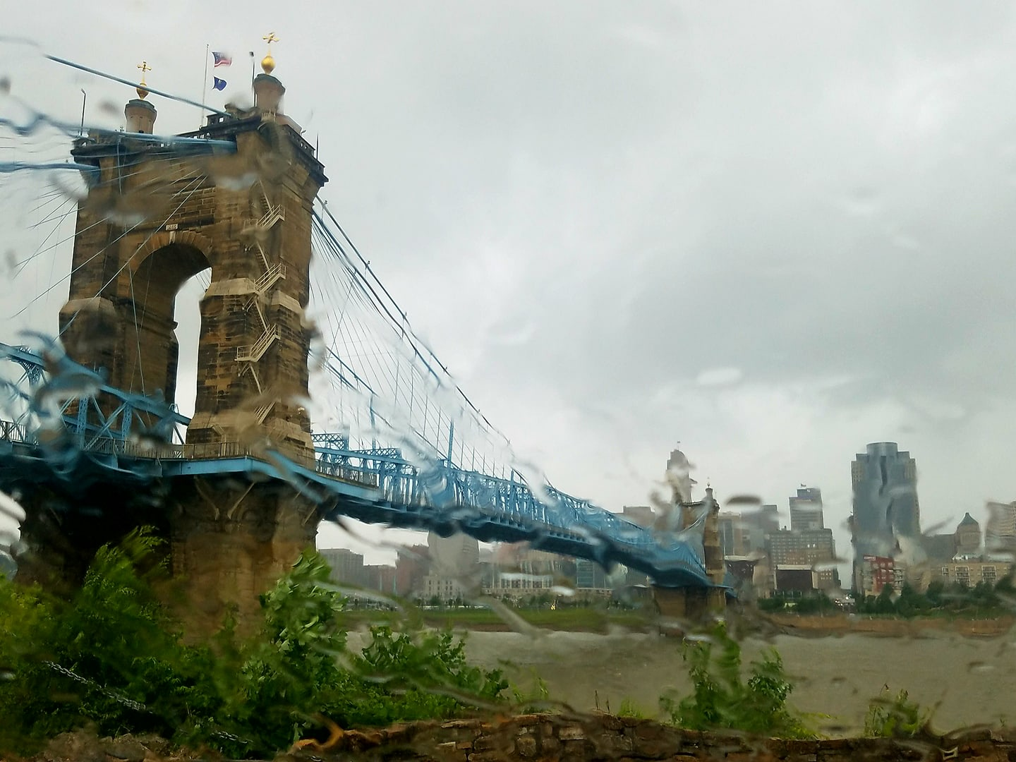 Roebling Bridge in the rain.jpg