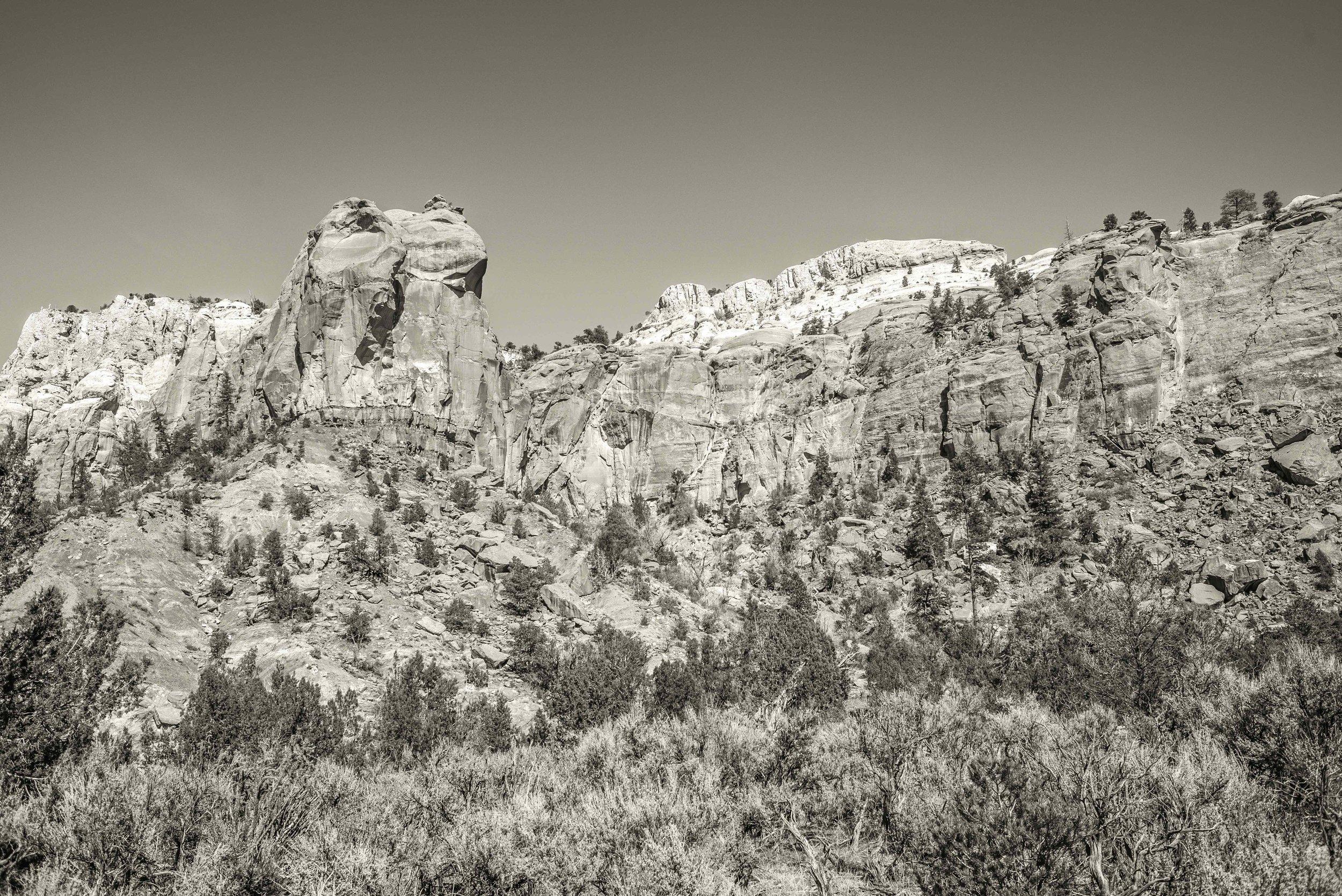 Chama River Canyon II, NM