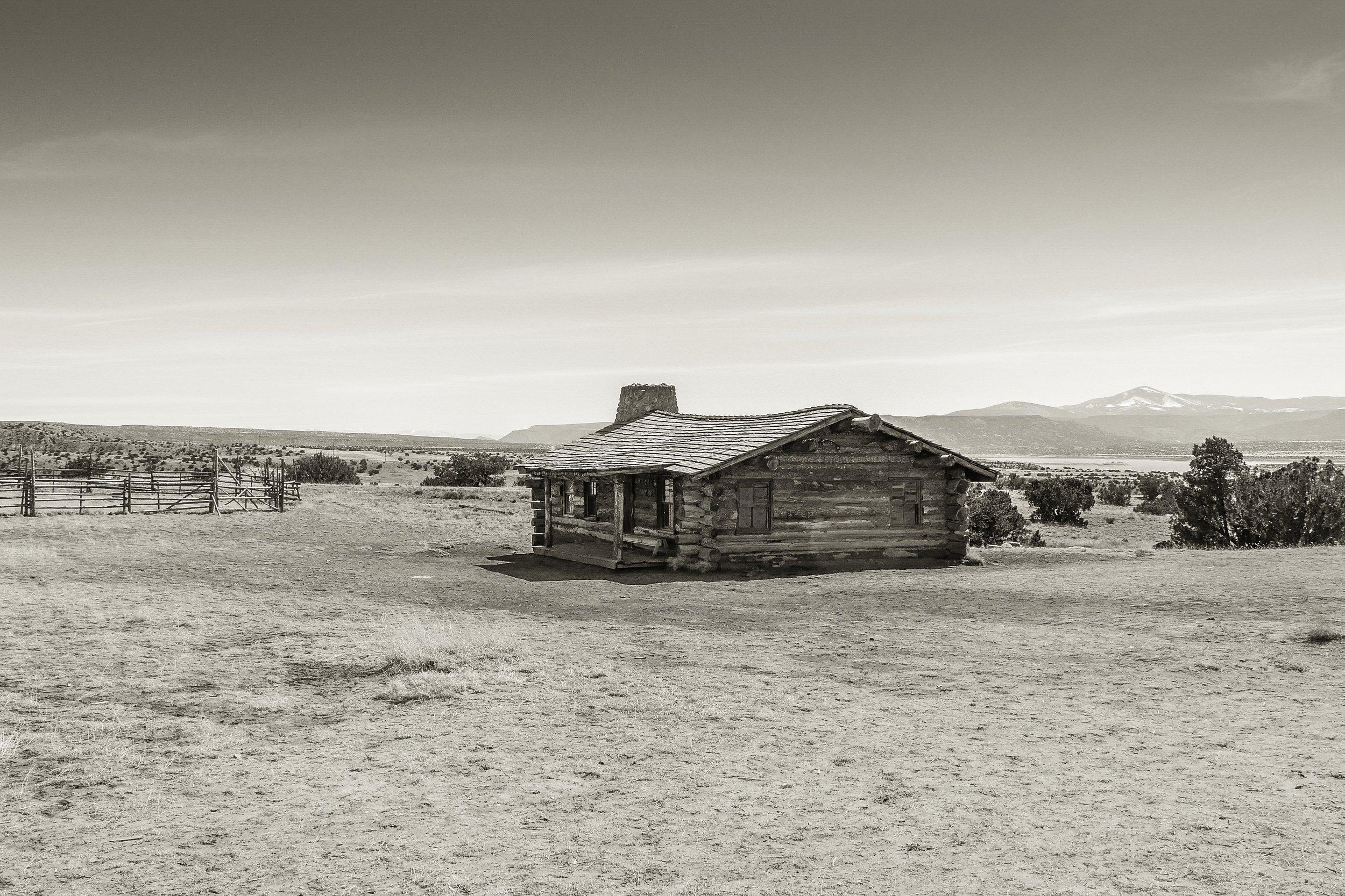 Ghost Ranch II, Abiquiu, NM