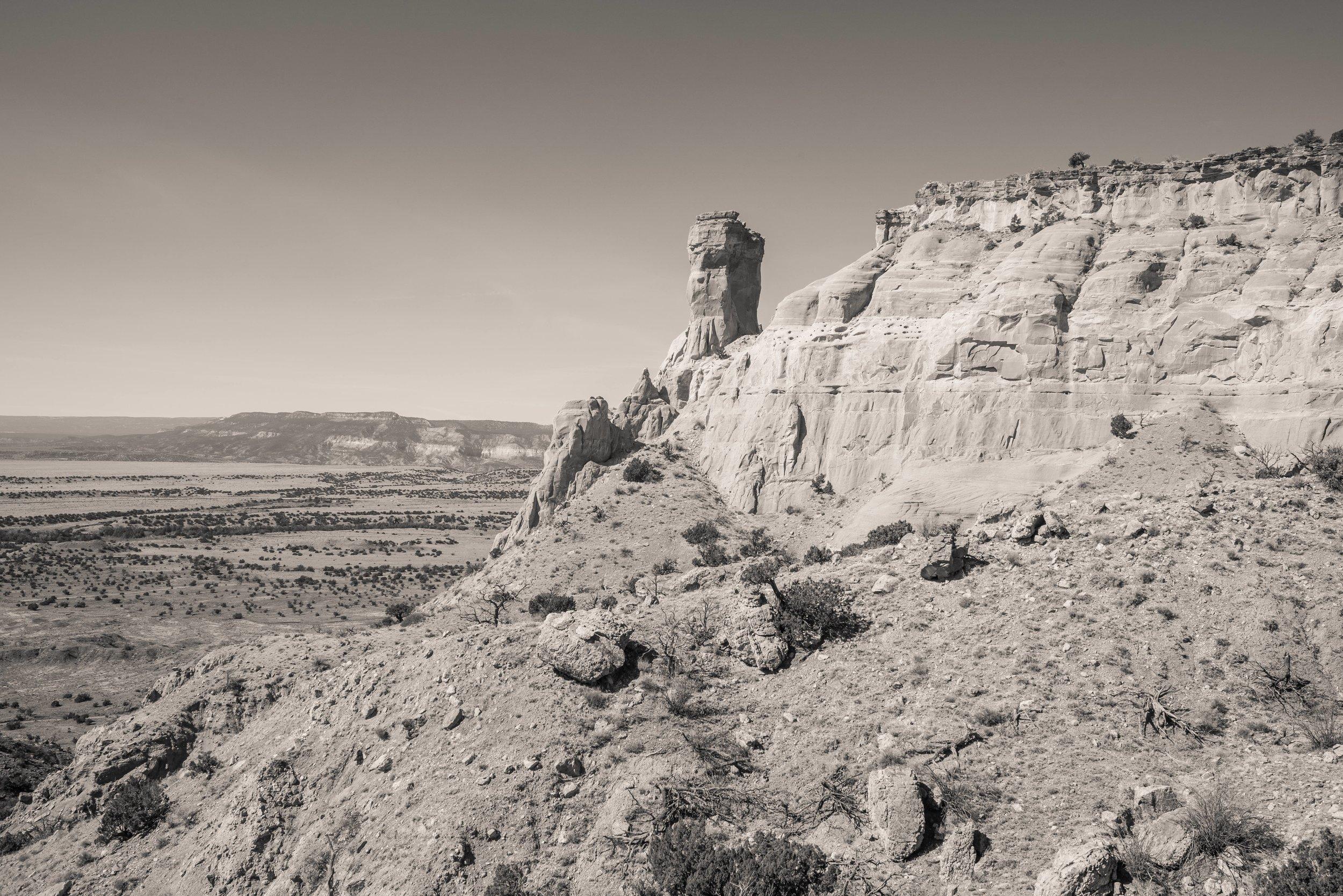 Chimney Rock II, Abiquiu, NM