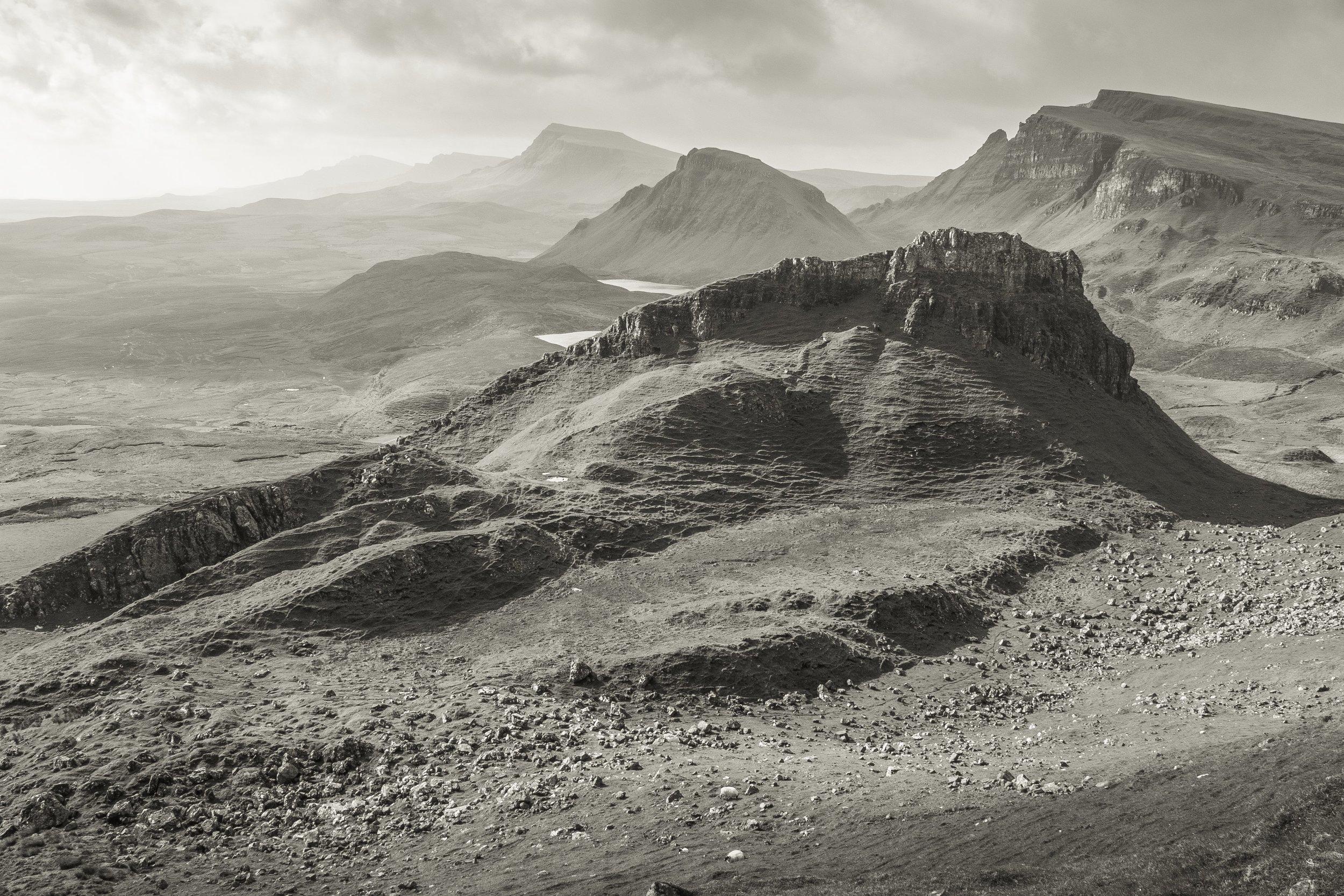 The Quiraing II, Isle of Skye, Scotland