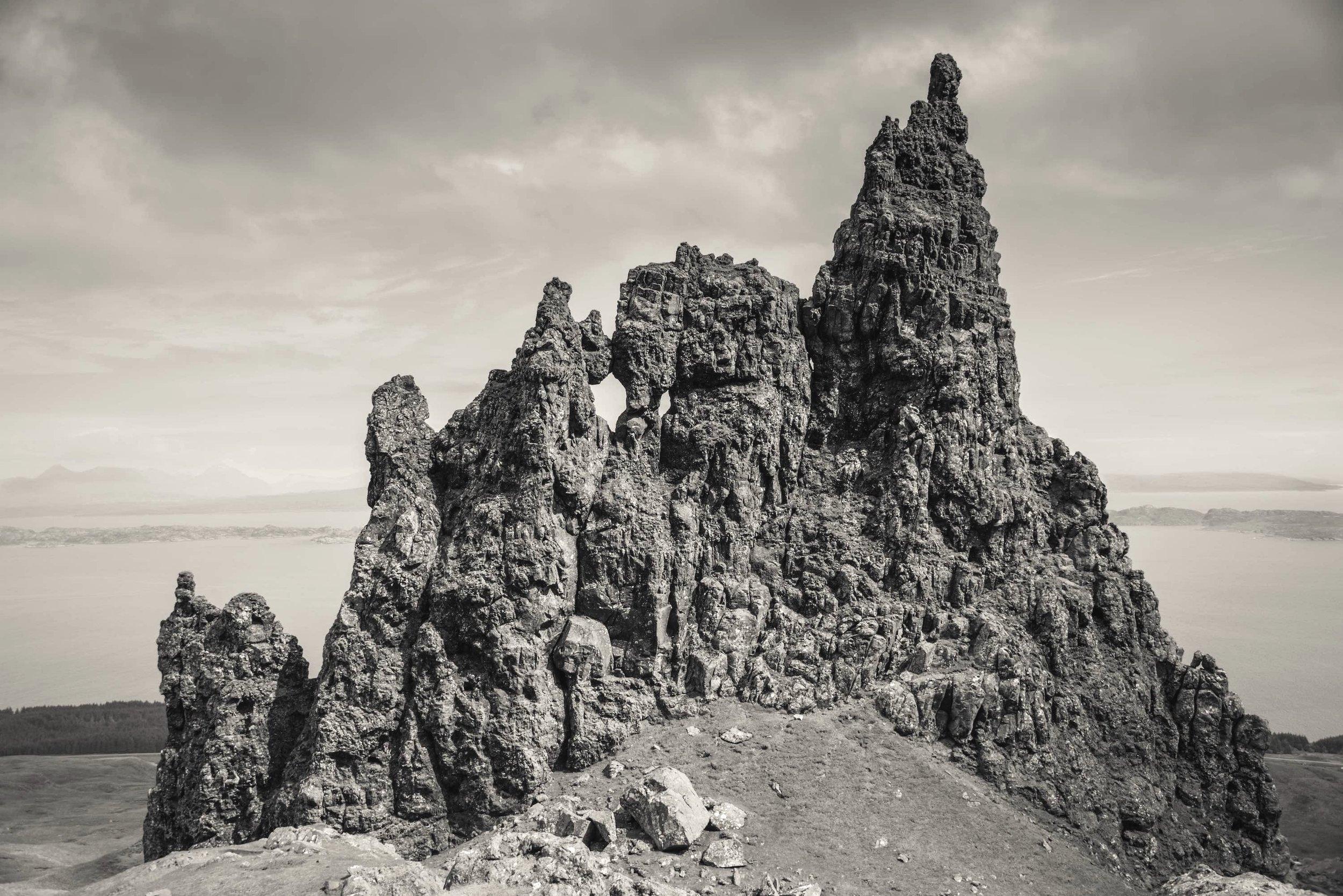 Old Man of Storr II, Isle of Skye, Scotland
