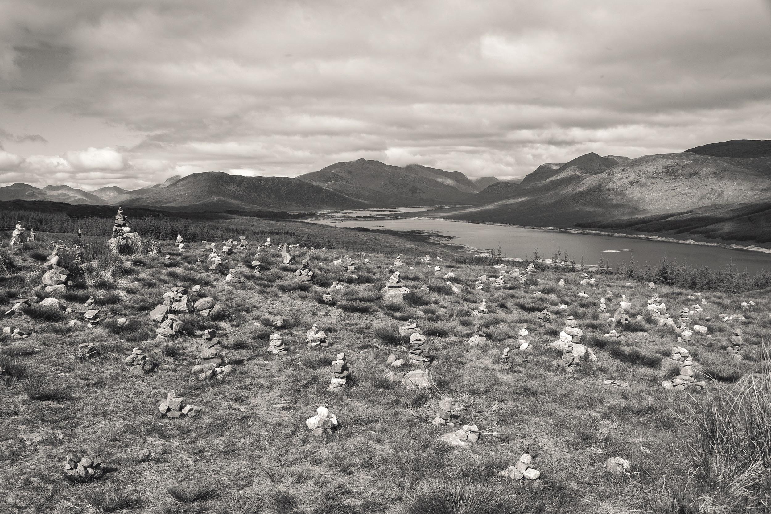 Laggan, Highlands, Scotland