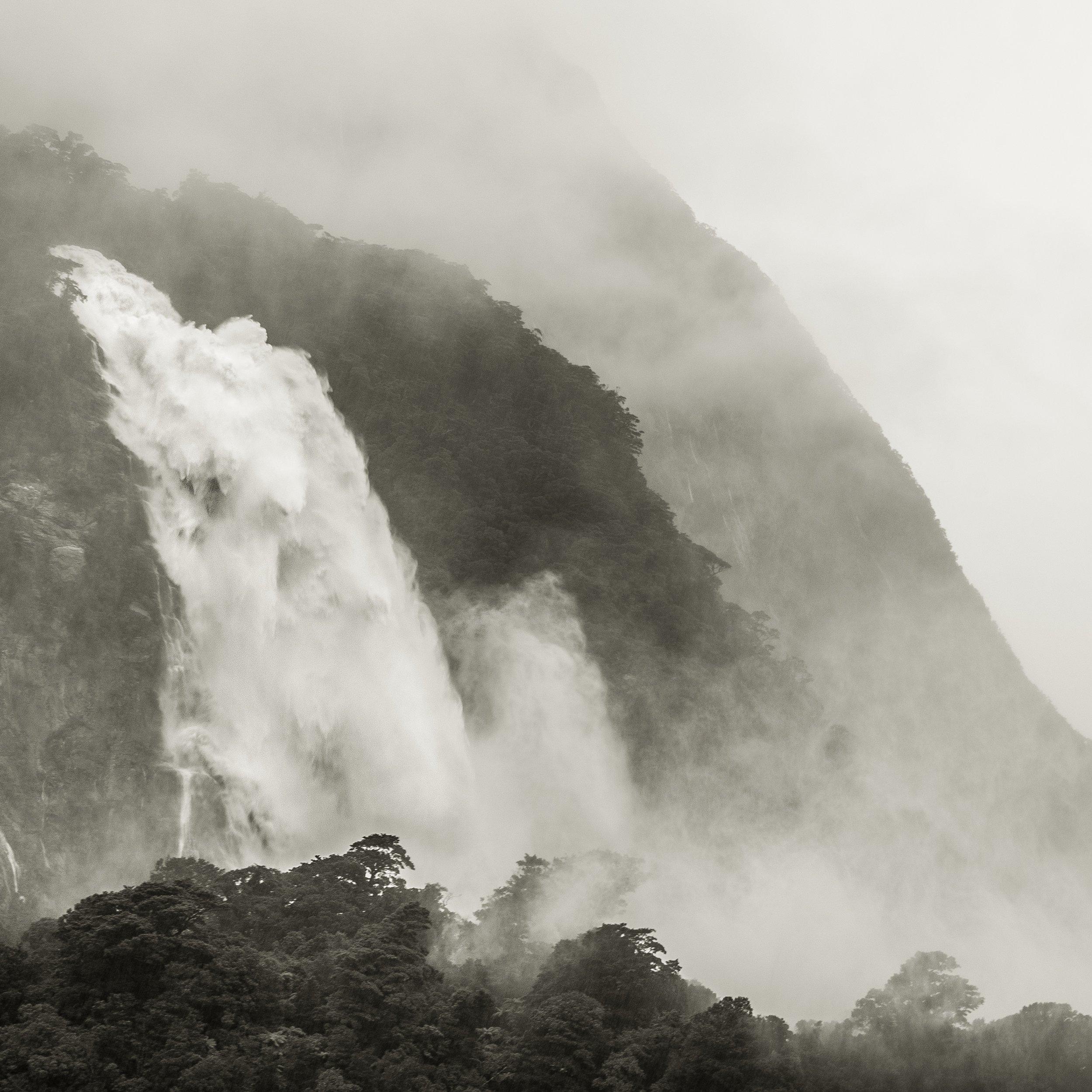 Milford Sound II, New Zealand