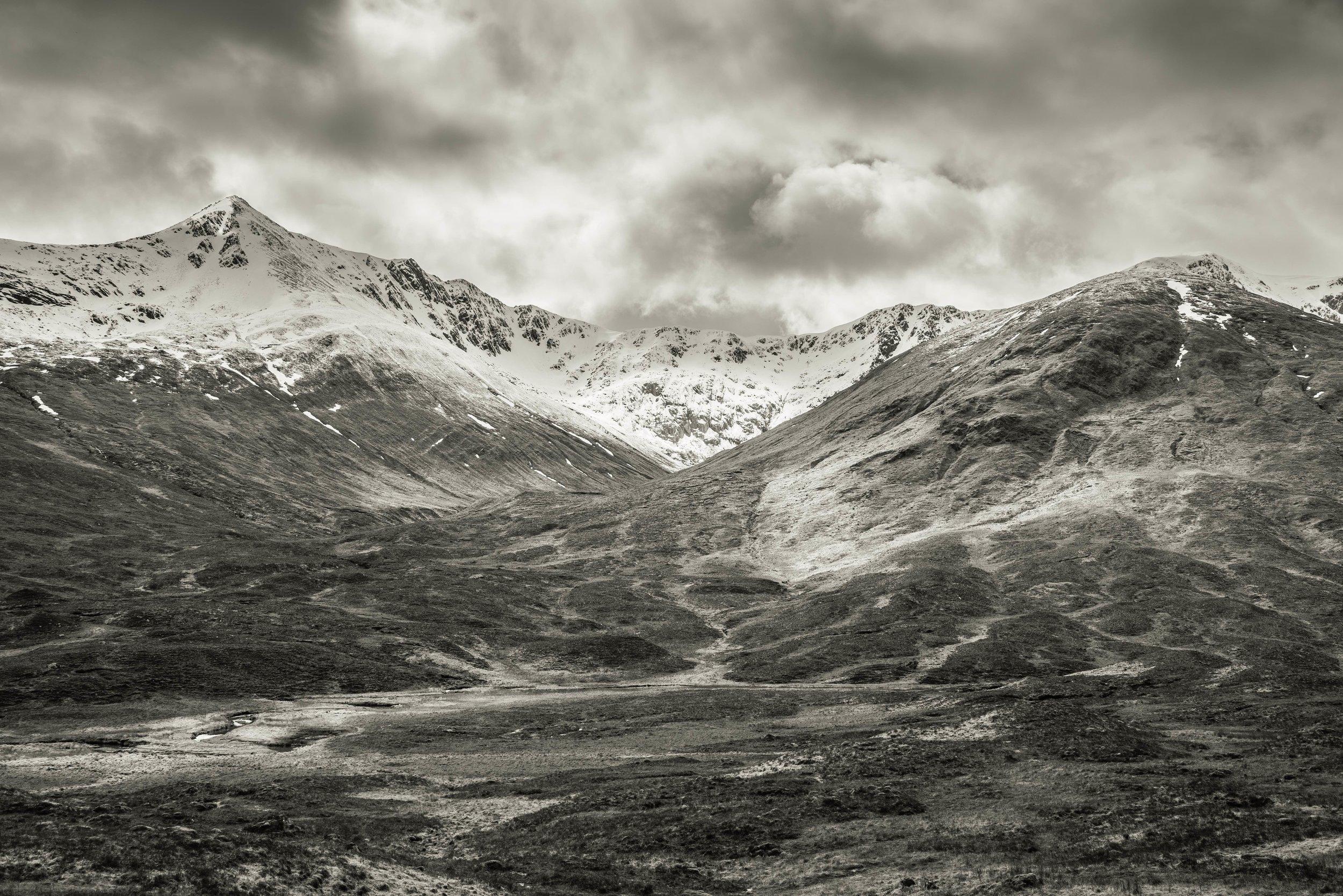 Glen Coe II, Highlands, Scotland
