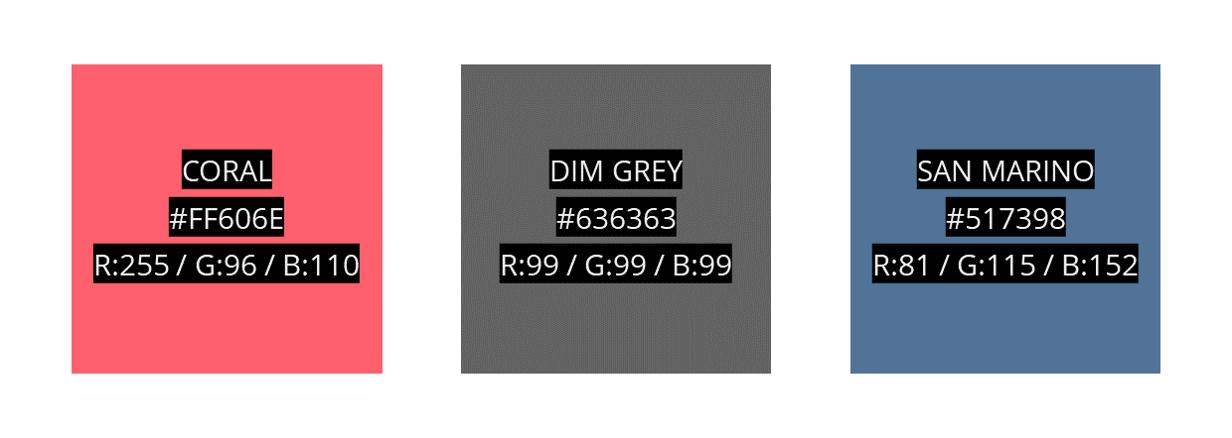 Pocketdoor primary brand colors