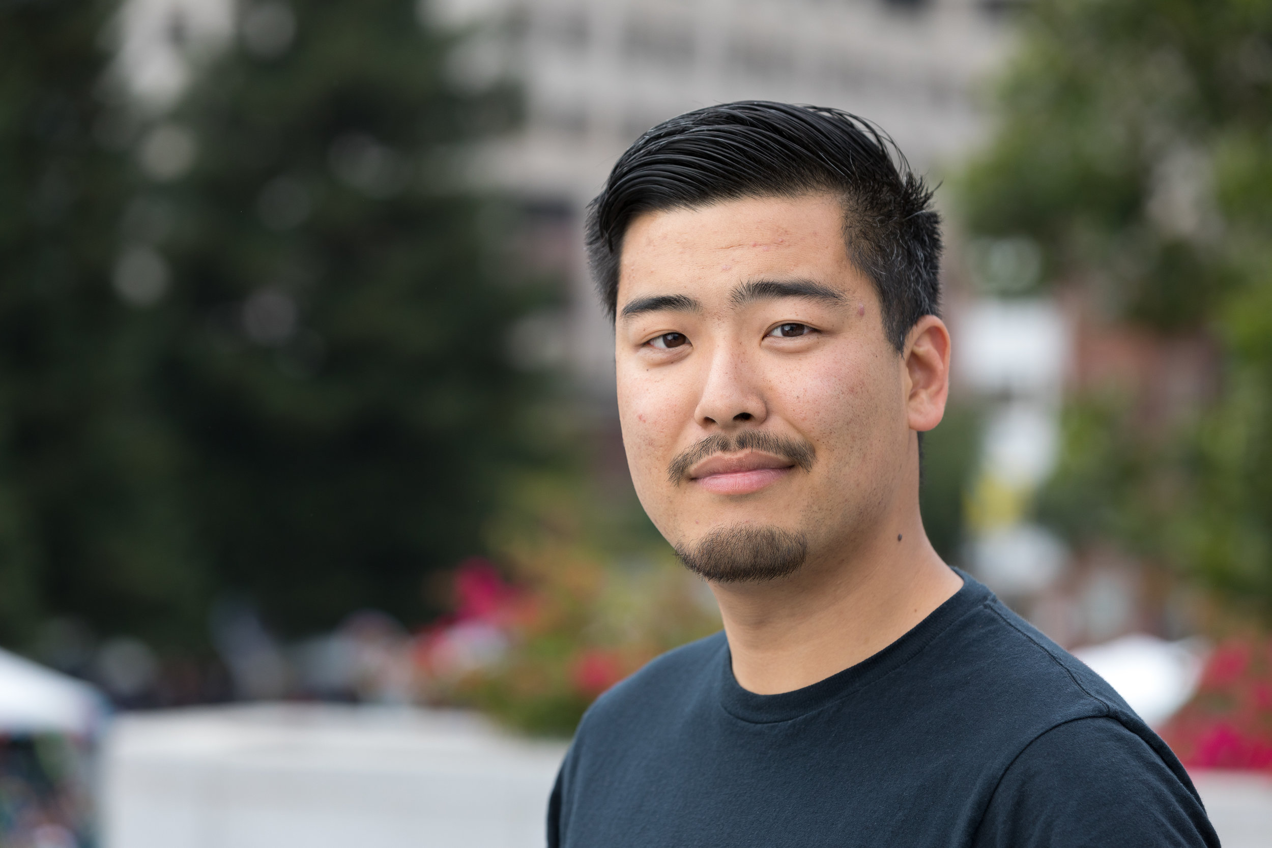 Andrew Chung  spends his days working at a biotech company in South San Francisco, but has spent the last 4 years of nights & weekends performing theater all over the Bay Area. He has worked with a number of companies, including Dragon Productions Theater Company (Take Me Out, The Libation Bearers), FaultLine Theater (Dead Dog's Bone), No Nude Men Productions (Pastorella), PianoFight (Twins, ShortLived), and San Francisco Theater Pub (Pint-Sized Plays). He would like to thank the SOMA production team for giving him this chance to explore the world of musical theater!