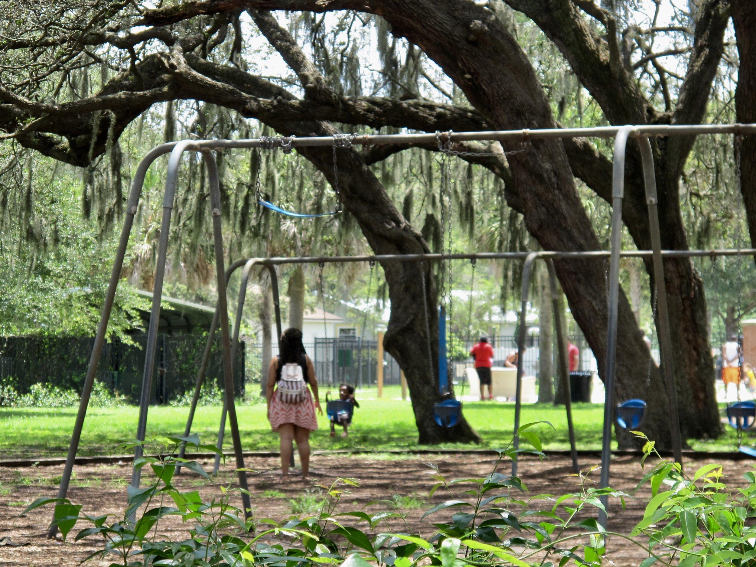 Giddens Park - SPLASH PAD & LANDSCAPING