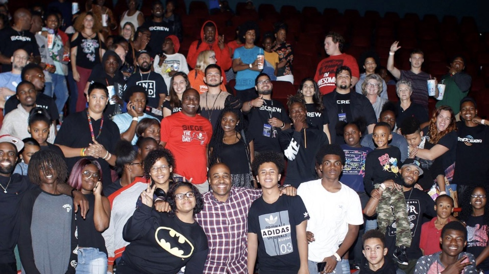 """""""Black Panther"""" screening with Embracing Legacy Inc."""