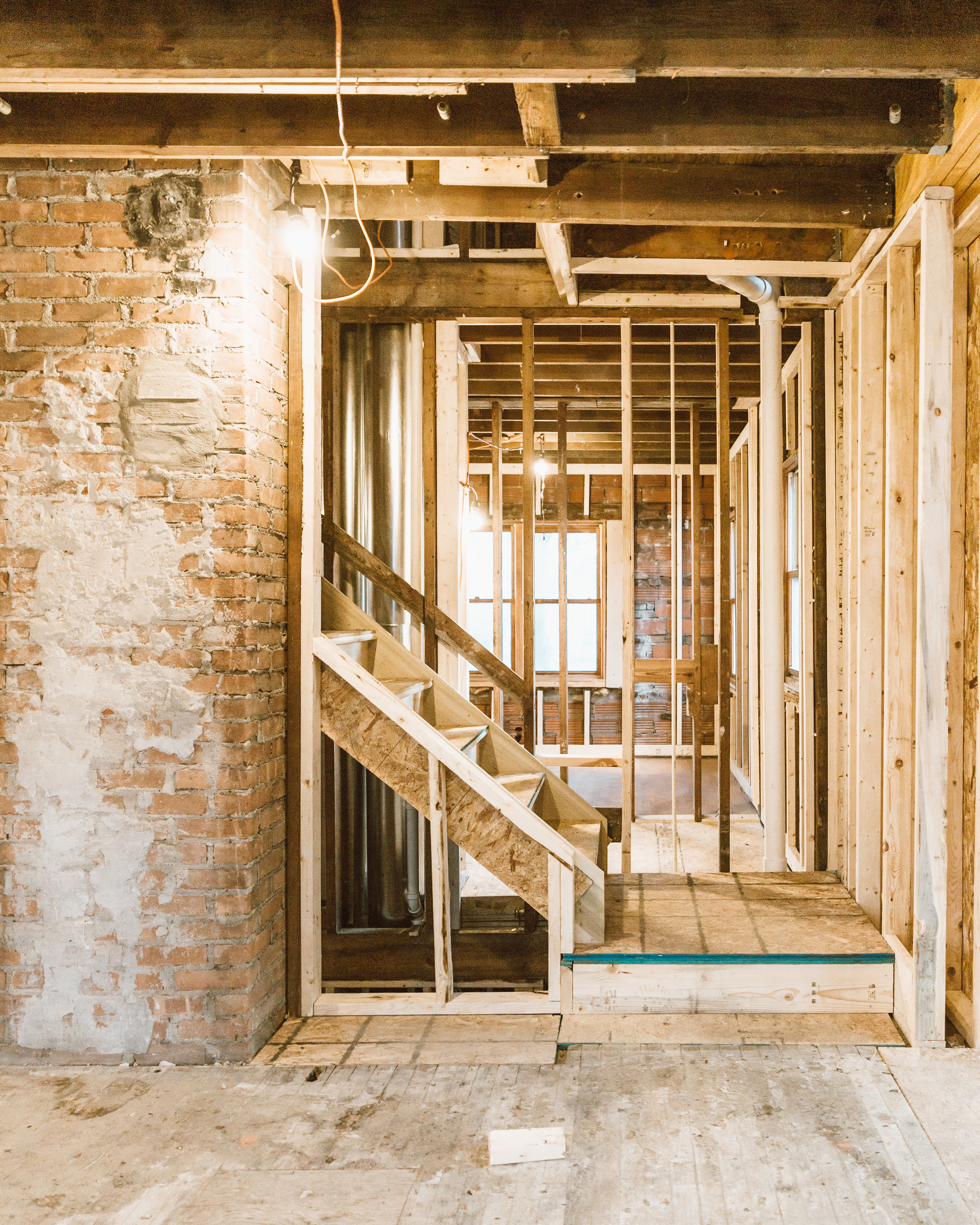 forthehome staircase rebuild