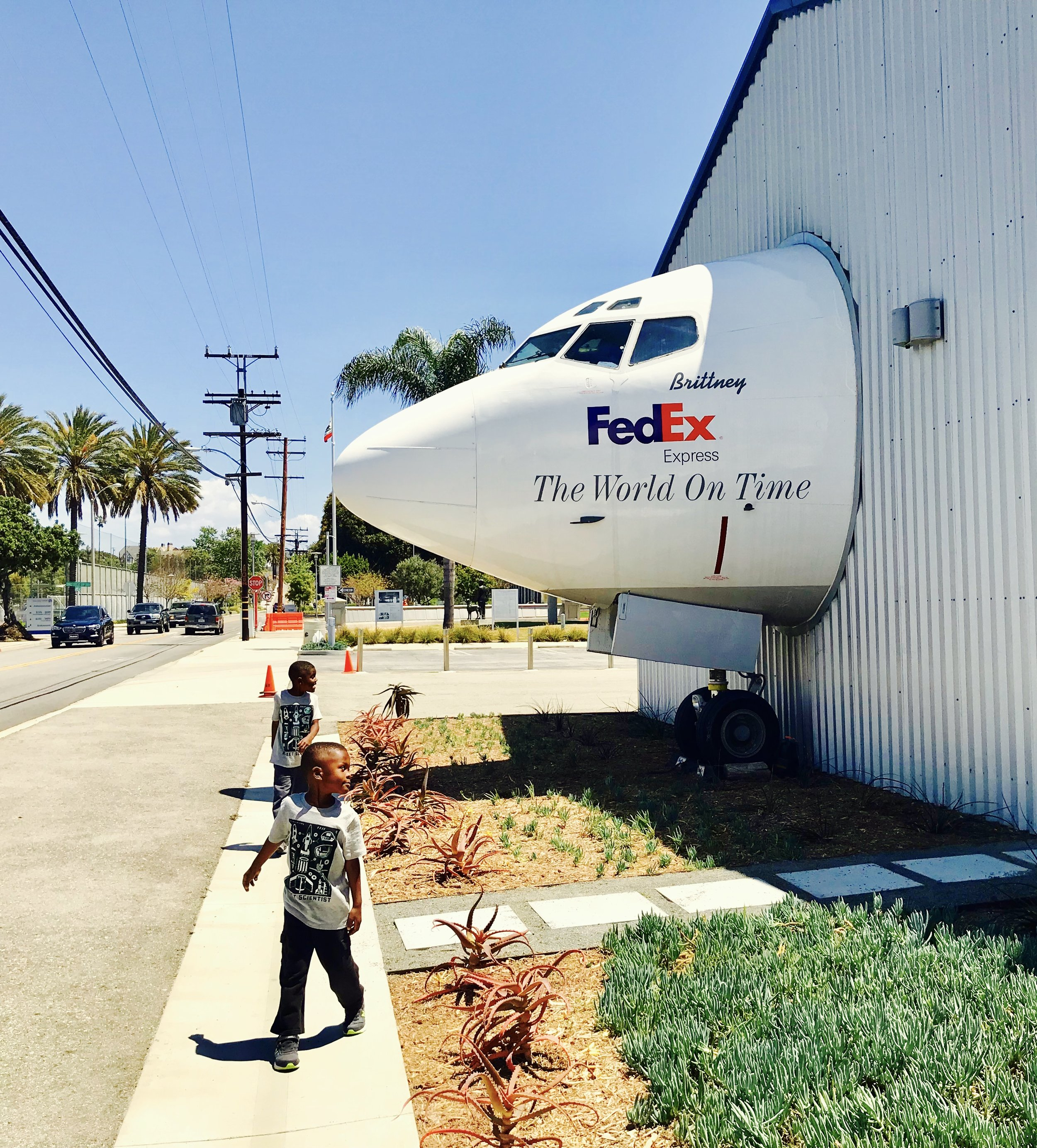 FedEx Museum of Flying