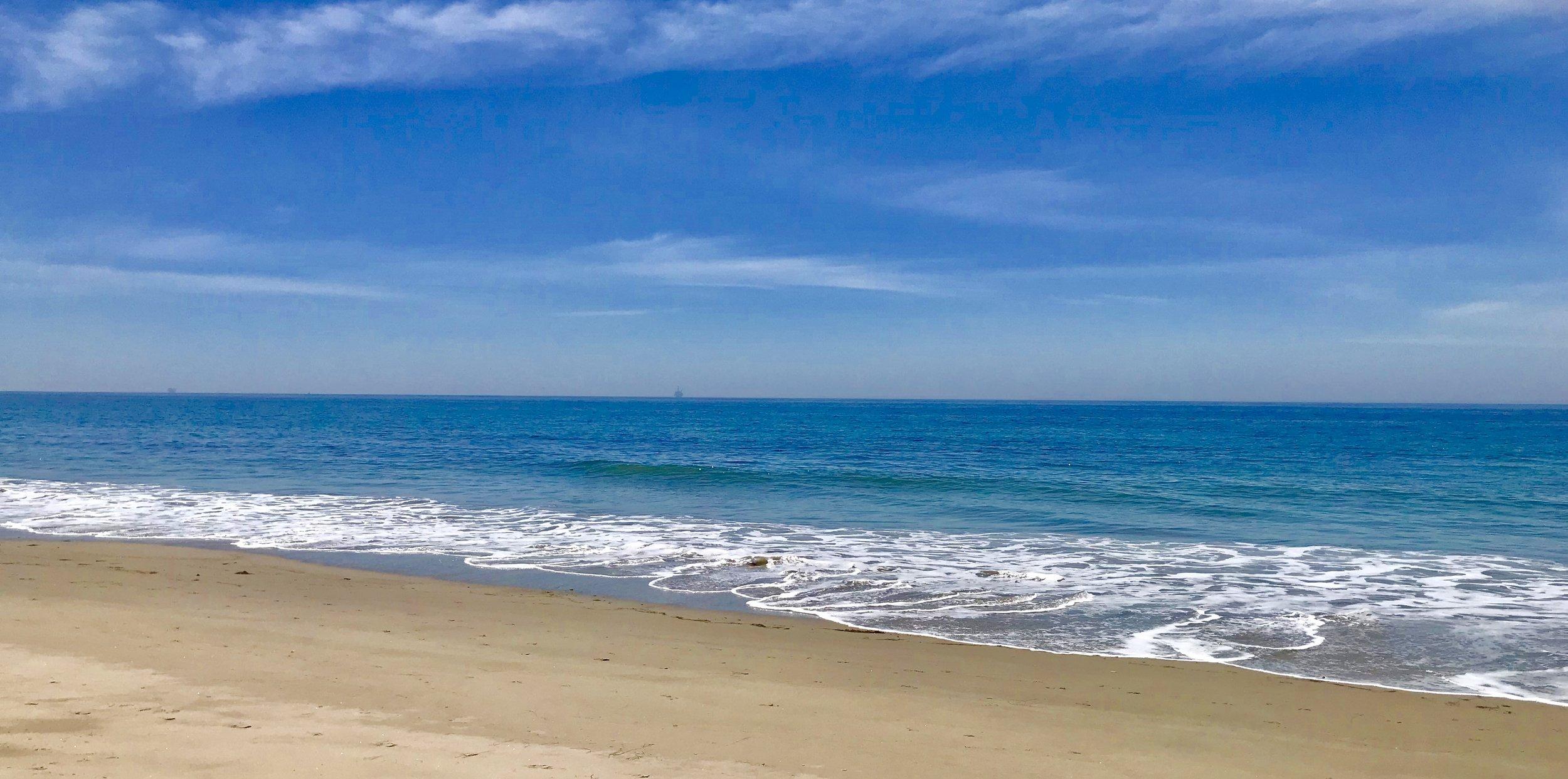 Beach Pic California 2018