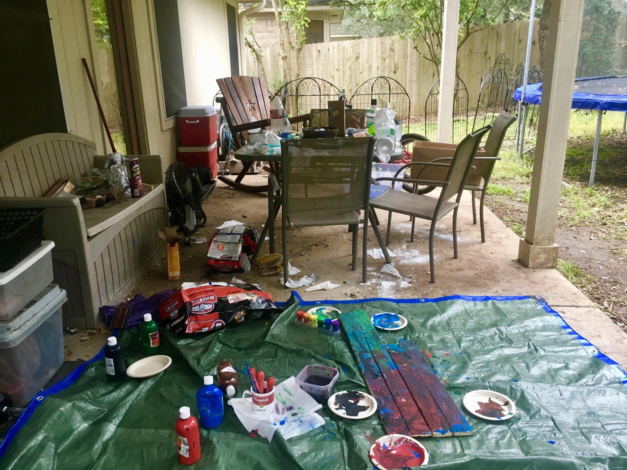 Backyard Chaos