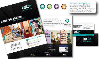 Cohesive Brand Identity & Marketing Campaign