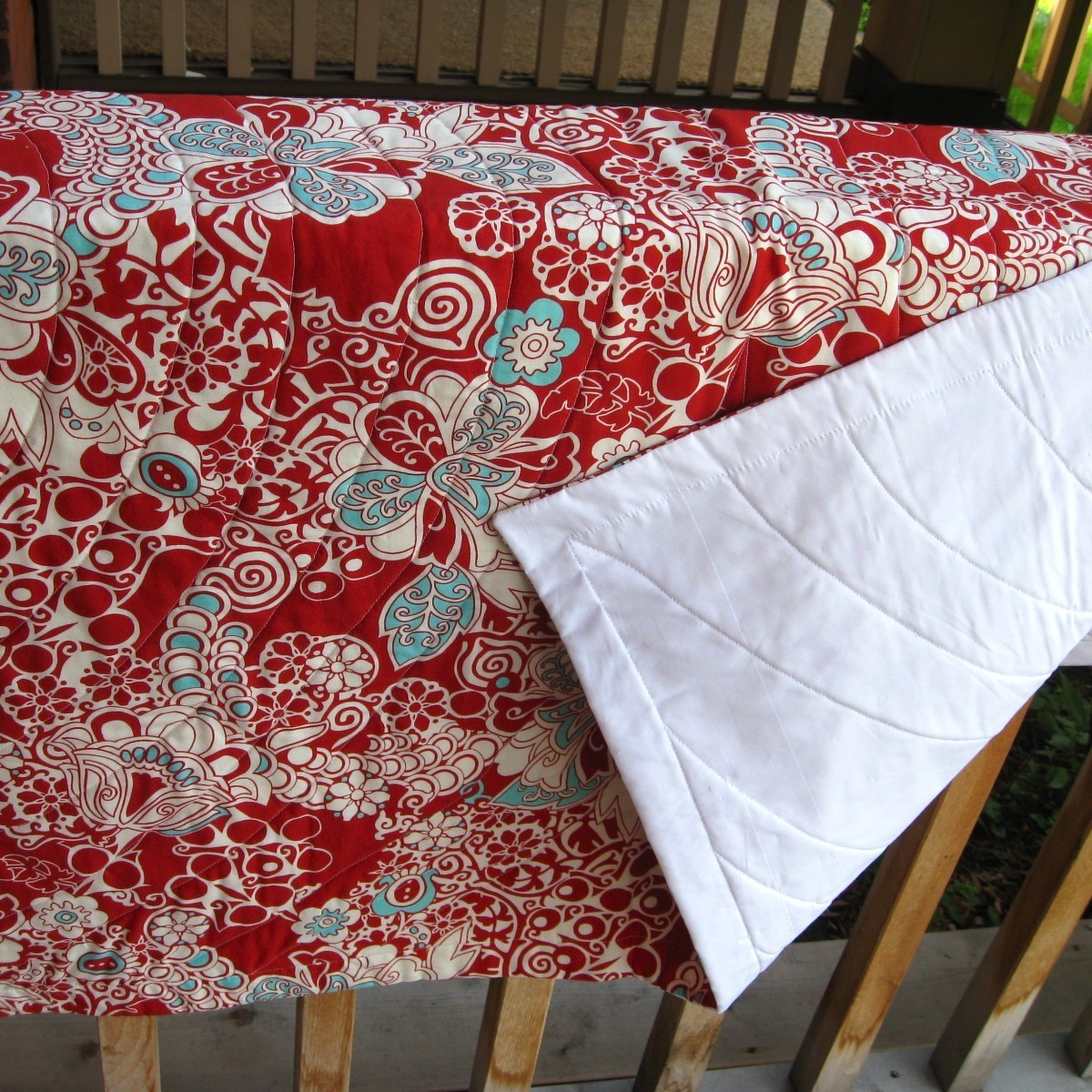 Custom Fabric Design for a quilt made by  S  ewnNatural  on etsy.
