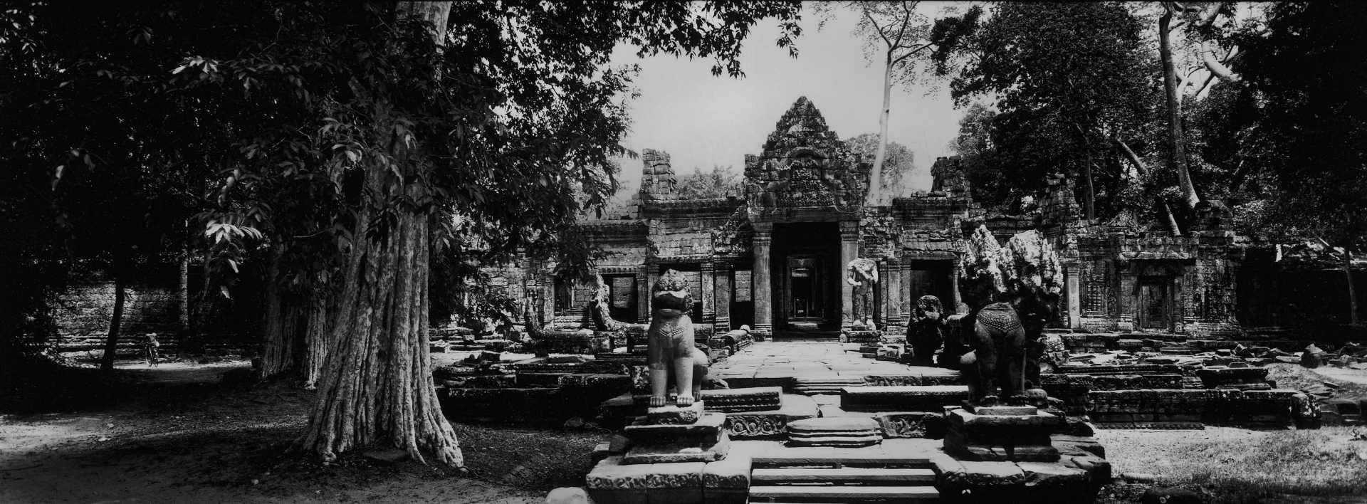 Siem Reap ruins, Cambodia.