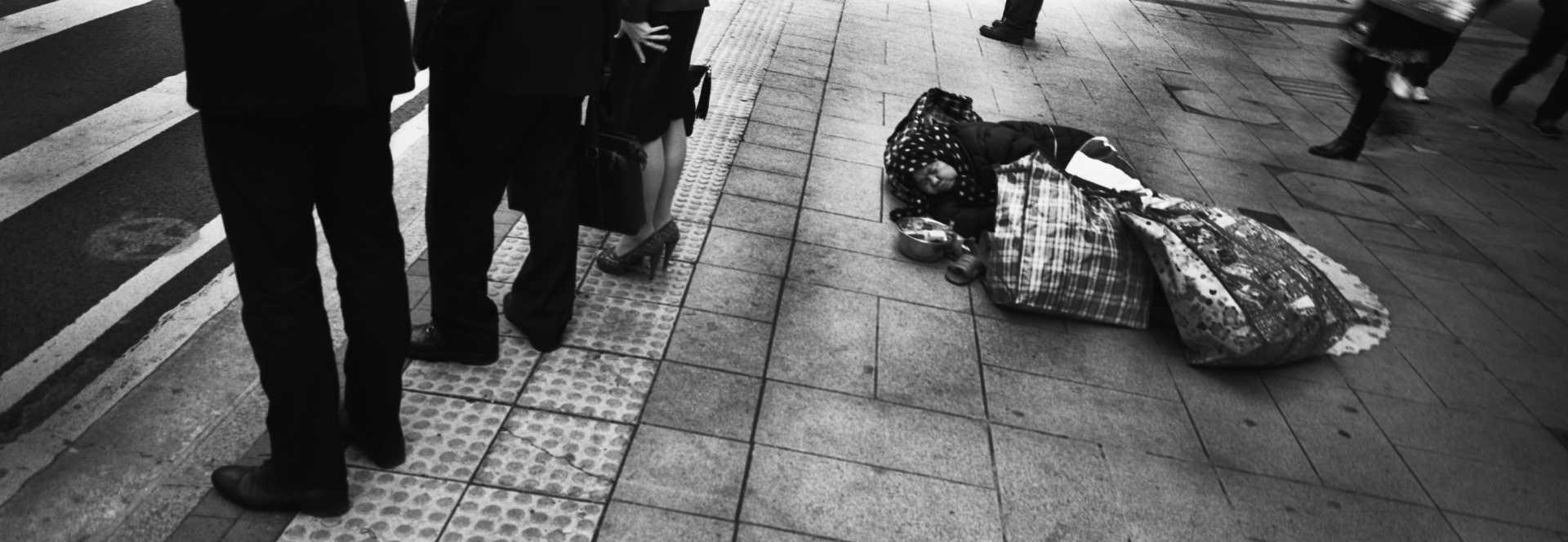 """Inequality"" Hong Kong."