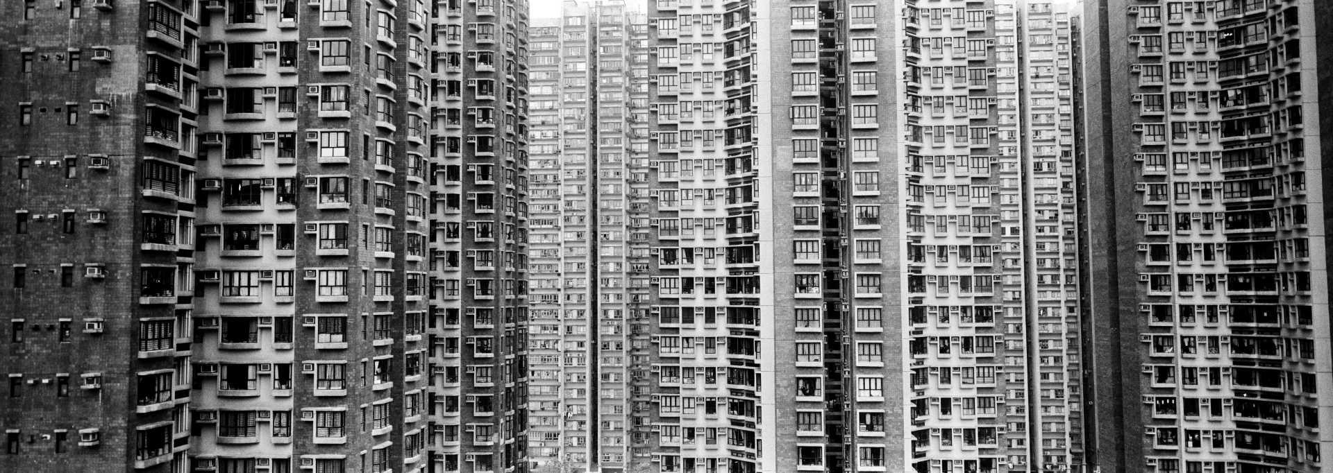 """Molecular"" Hong Kong."