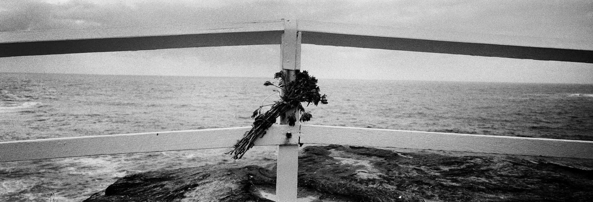 """Suicide Point"" Sydney, Australia."