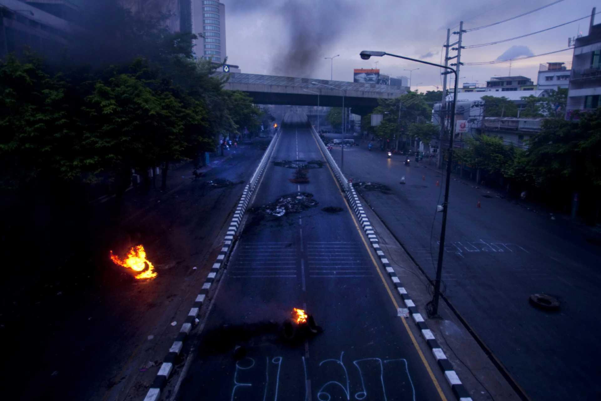 Bangkok Unhinged | Street Warfare