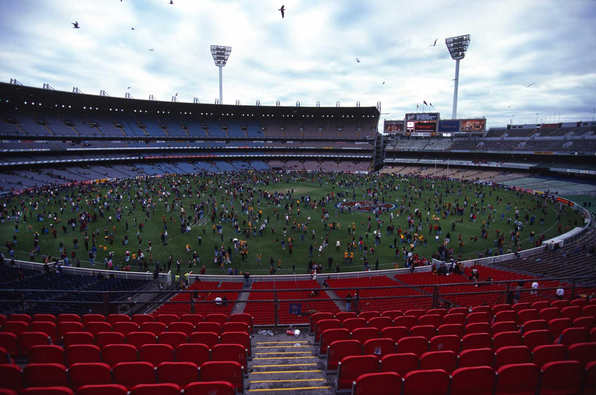 """Cellular Reaction"" Melbourne, Australia. 1999"
