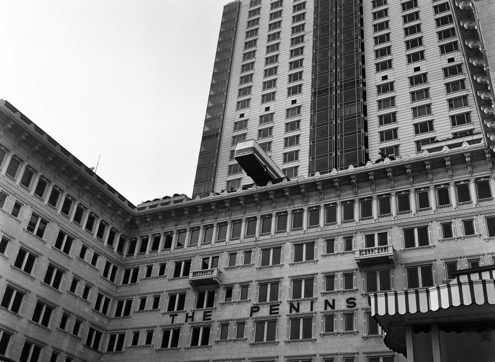 """""""The Italian Job"""" Hong Kong. 2015"""