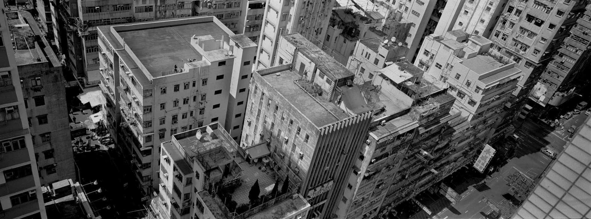 """""""Mong Kok View""""Hong Kong. 2015"""