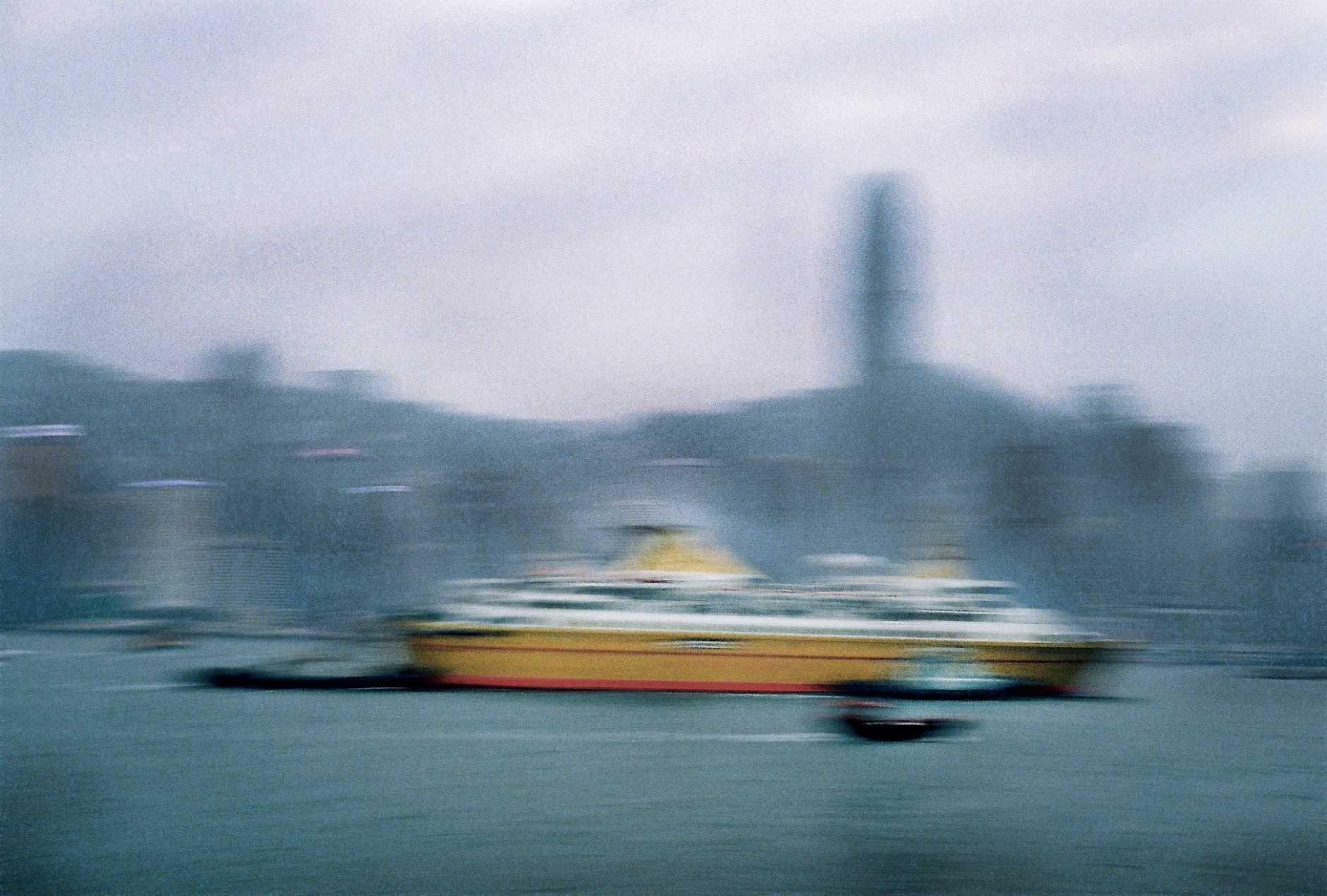 """""""Sail Away"""" Hong Kong Harbor. 2015"""