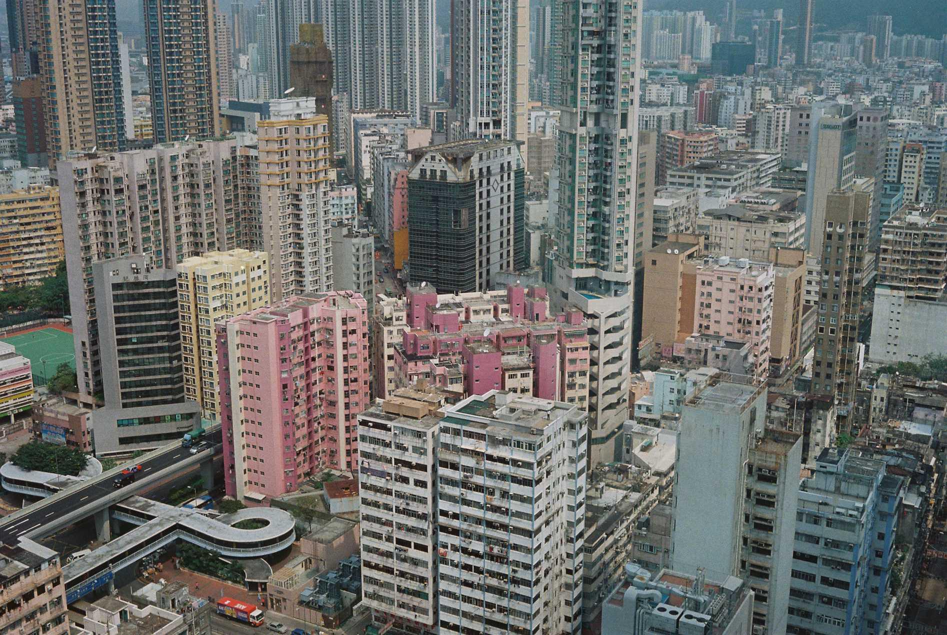 """Mong Kok""Hong Kong. 2015"