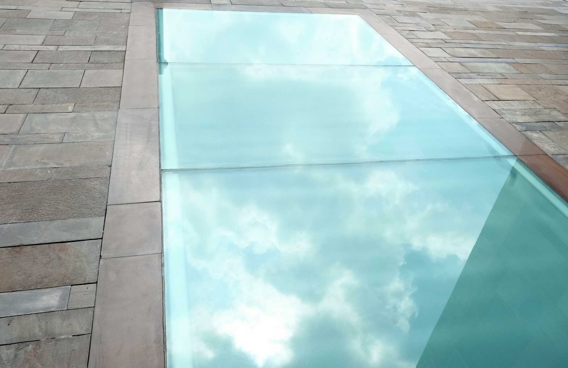 """""""Cloud Mirrors"""" Delhi, India. 2016"""