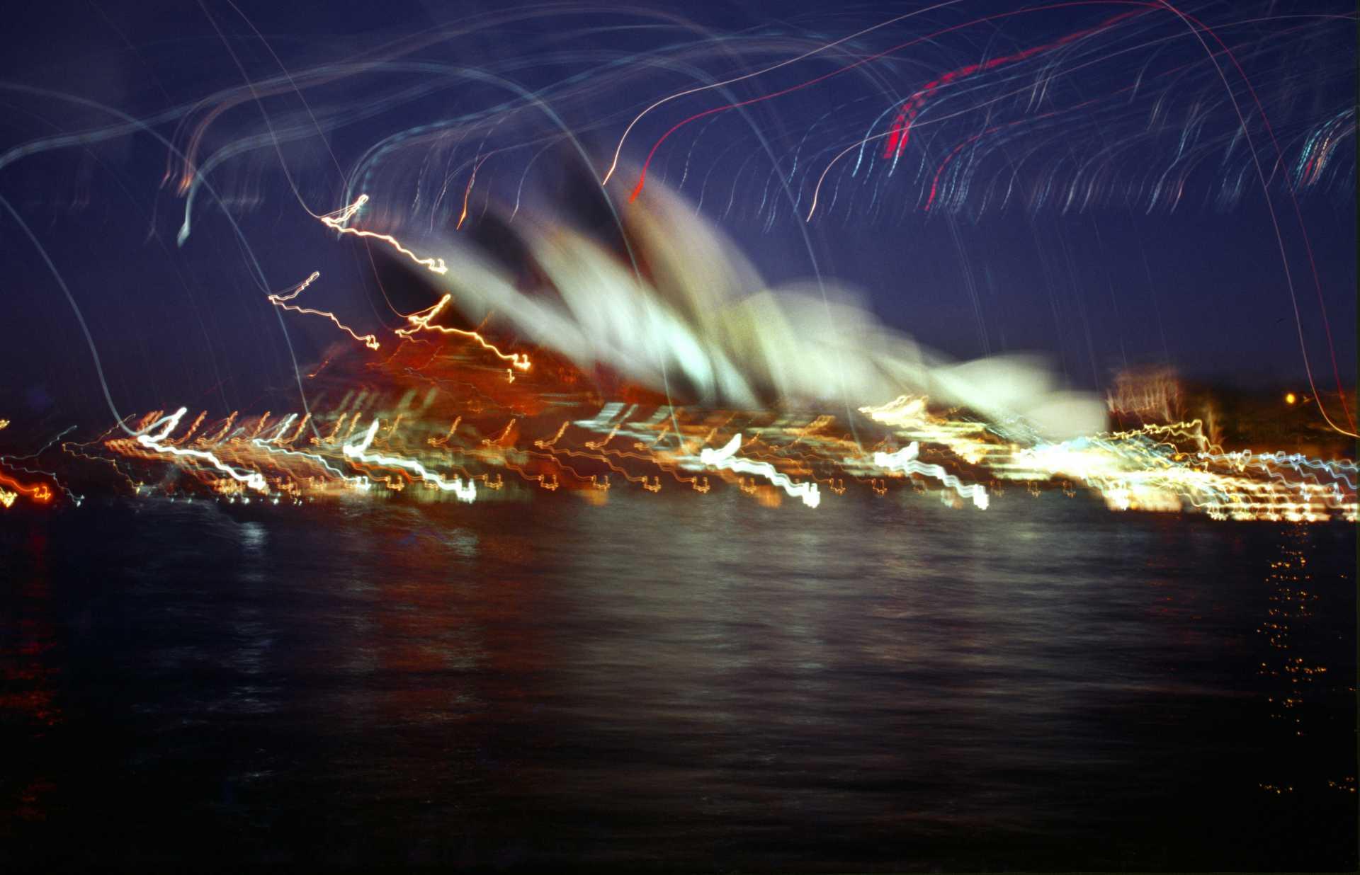 Sydney Opera House, Australia. 2000