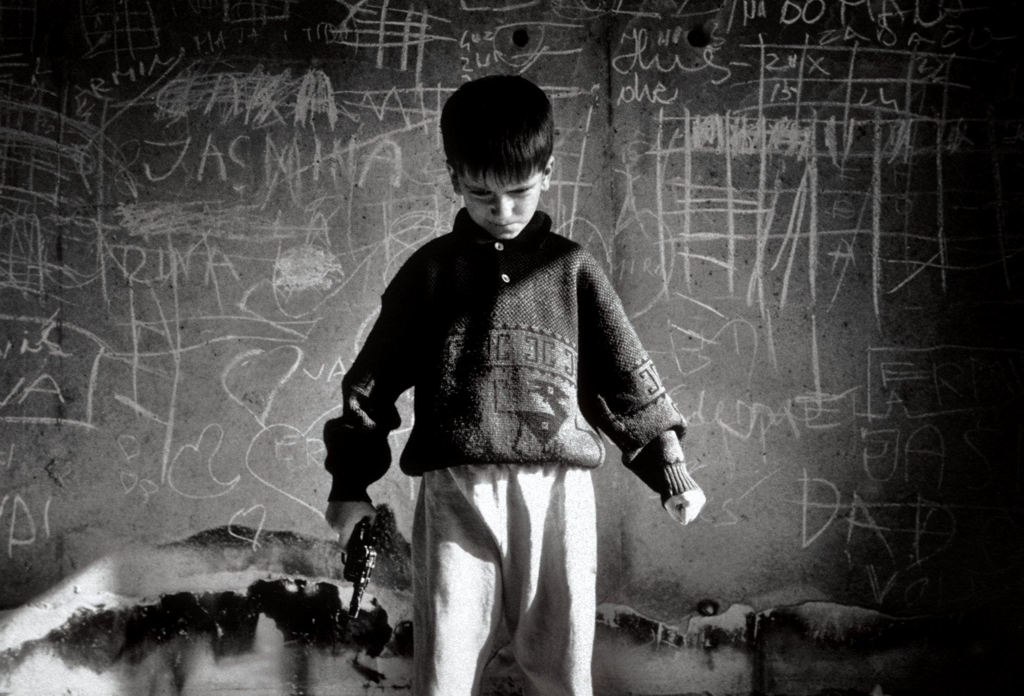 """""""War Trauma"""" Sarajevo, 1995"""