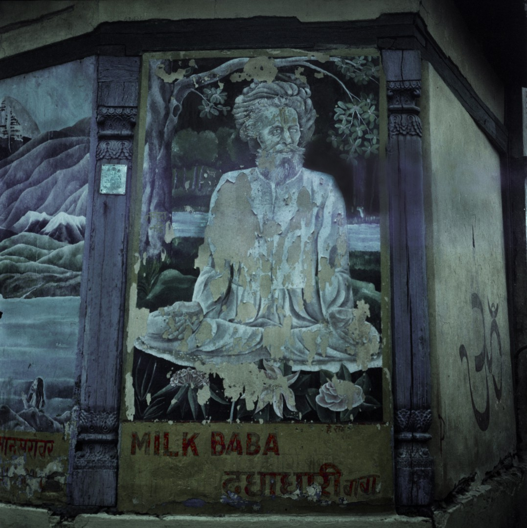 """Milk Baba""Kathmandu, Nepal. 2011"