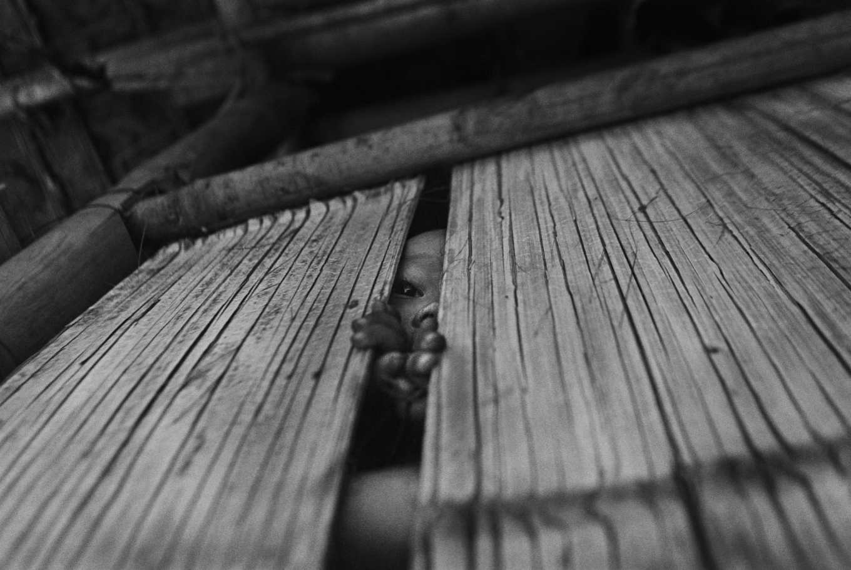 Ma La Refugee Camp. Thai-Burma border. 2004