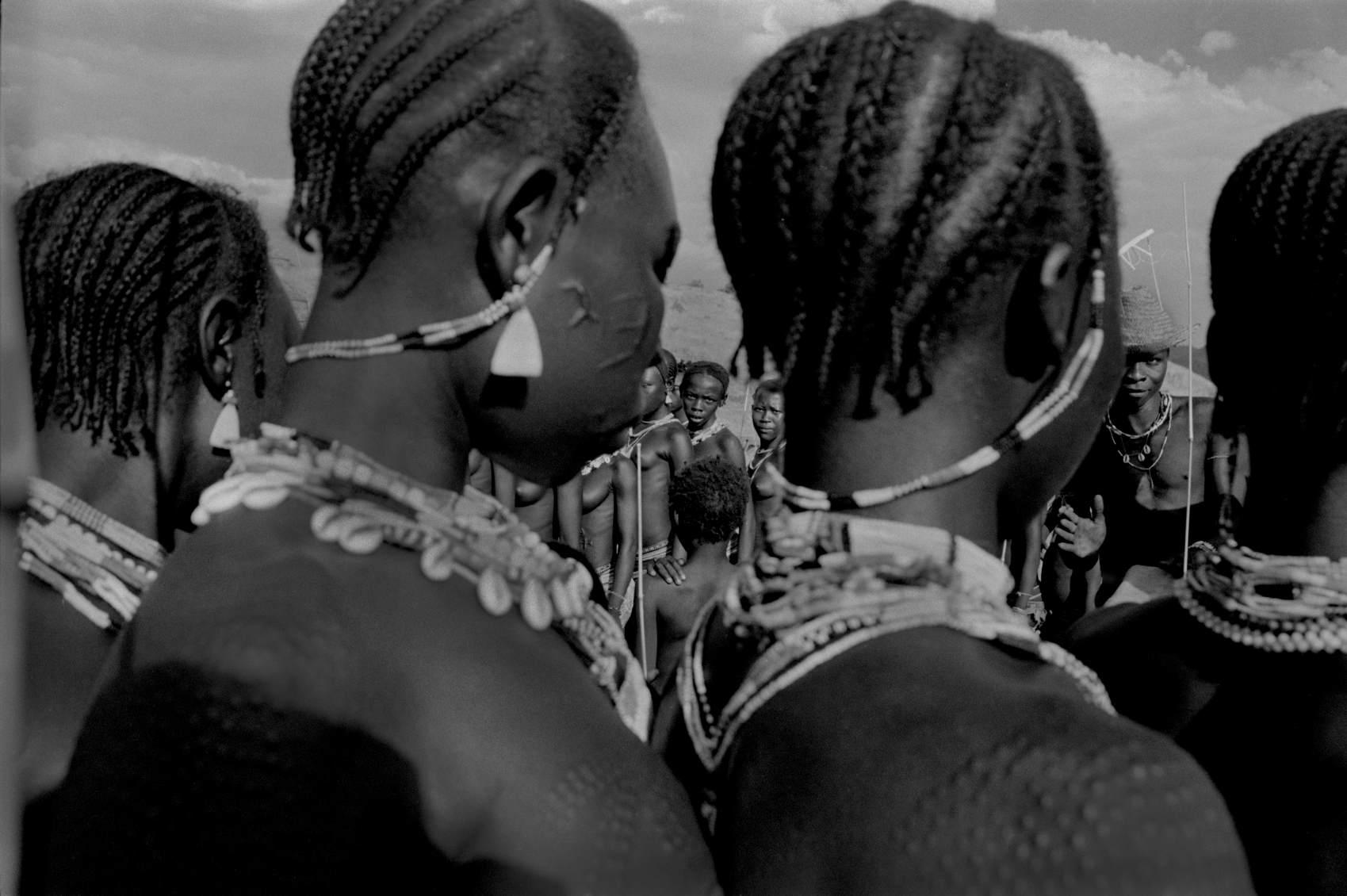 The Nuba Mountains