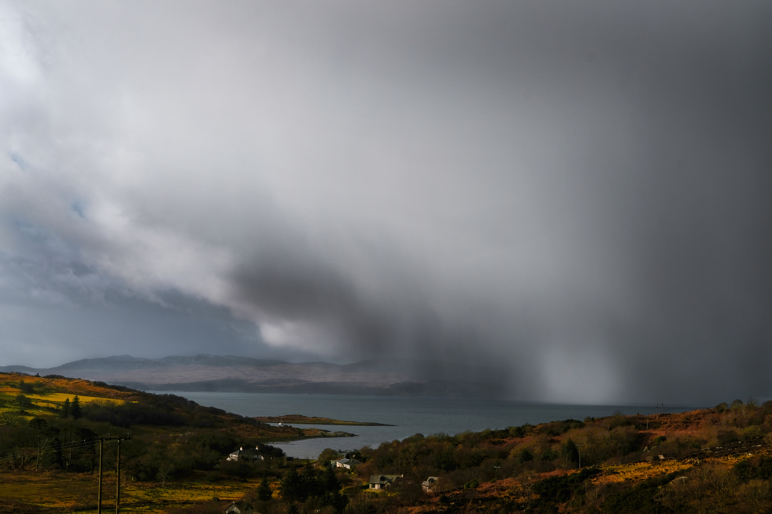 'Storm' Tayvallich, Argyll & Bute.
