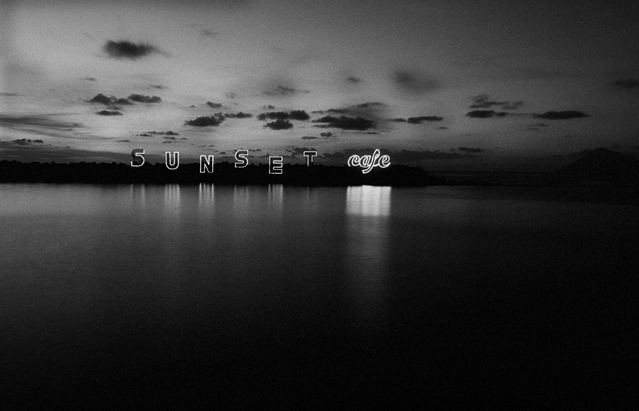 'Sunset.' Manado. Sulawesi, Indonesia. 2002