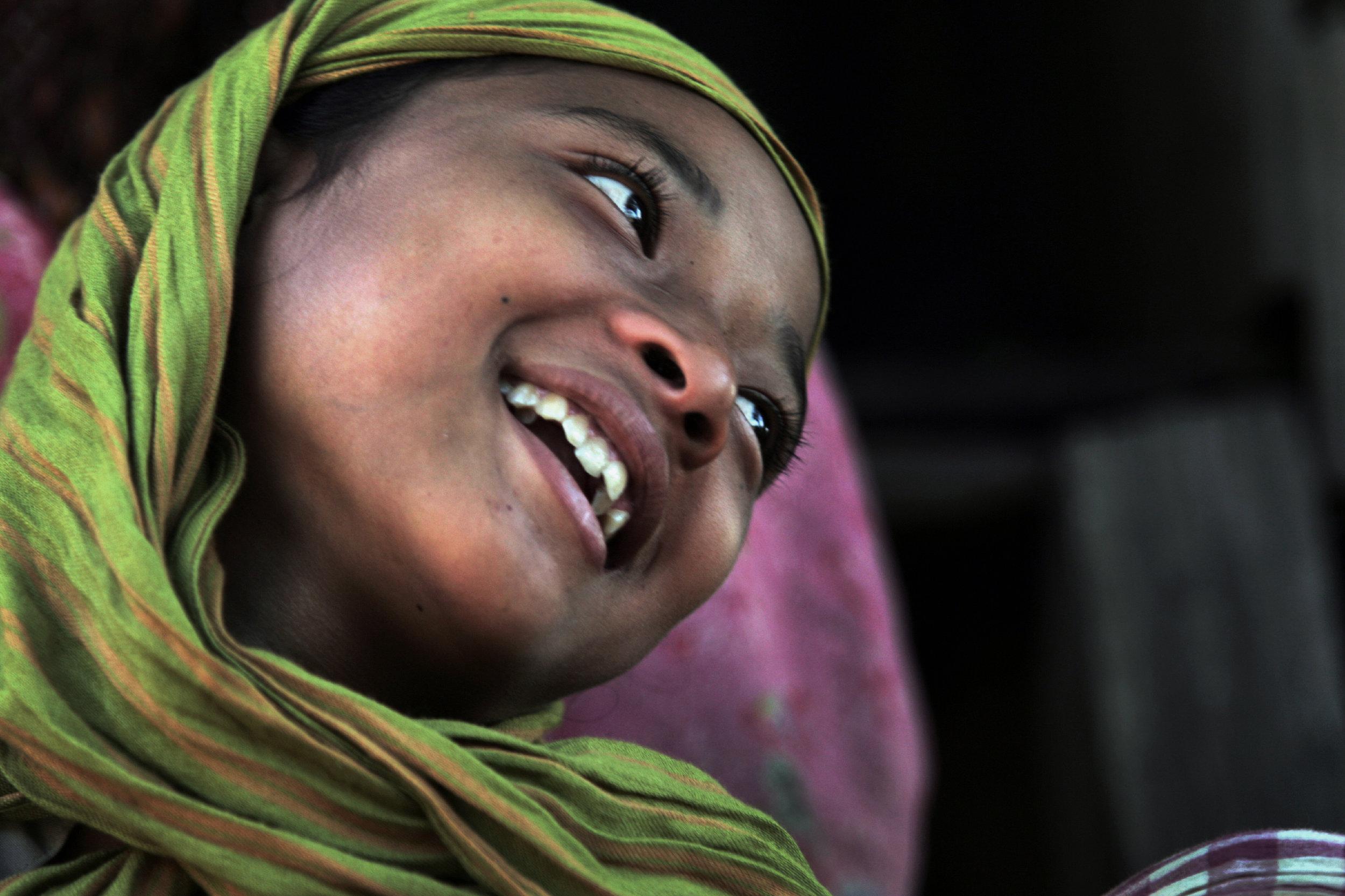 """Joie De Vivre."" Loveathon, Cambodia 2009"