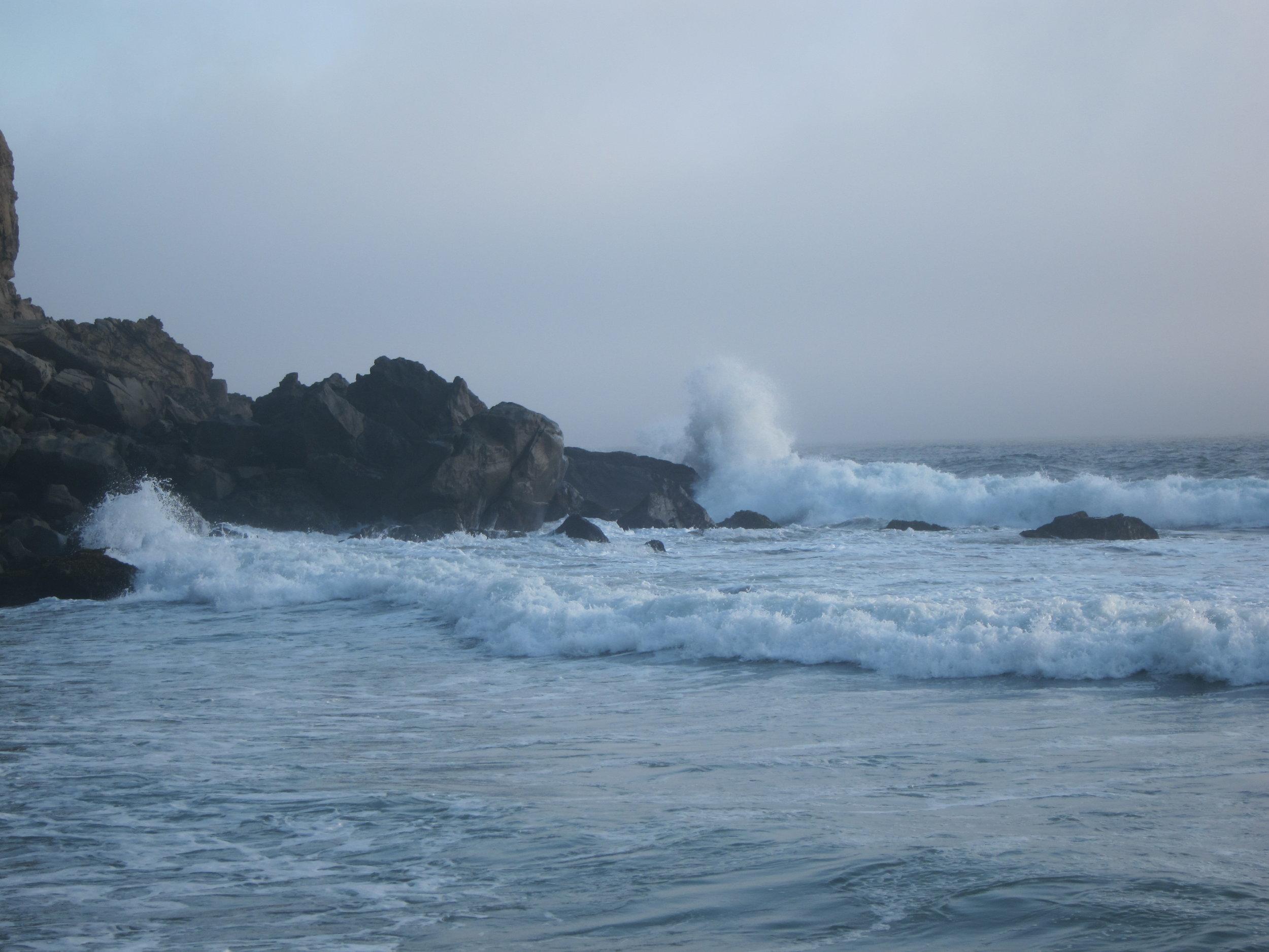 Pfeiffer State Beach, Big Sur, CA 2011