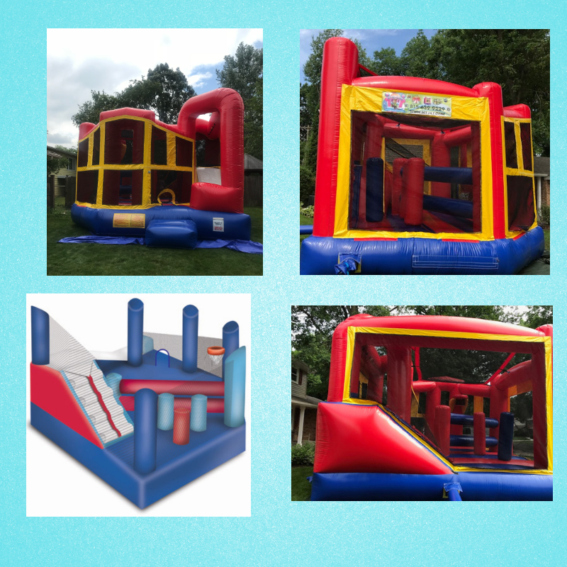 Jump 4 Joy | Rockford Bounce House Rental and Party Supples